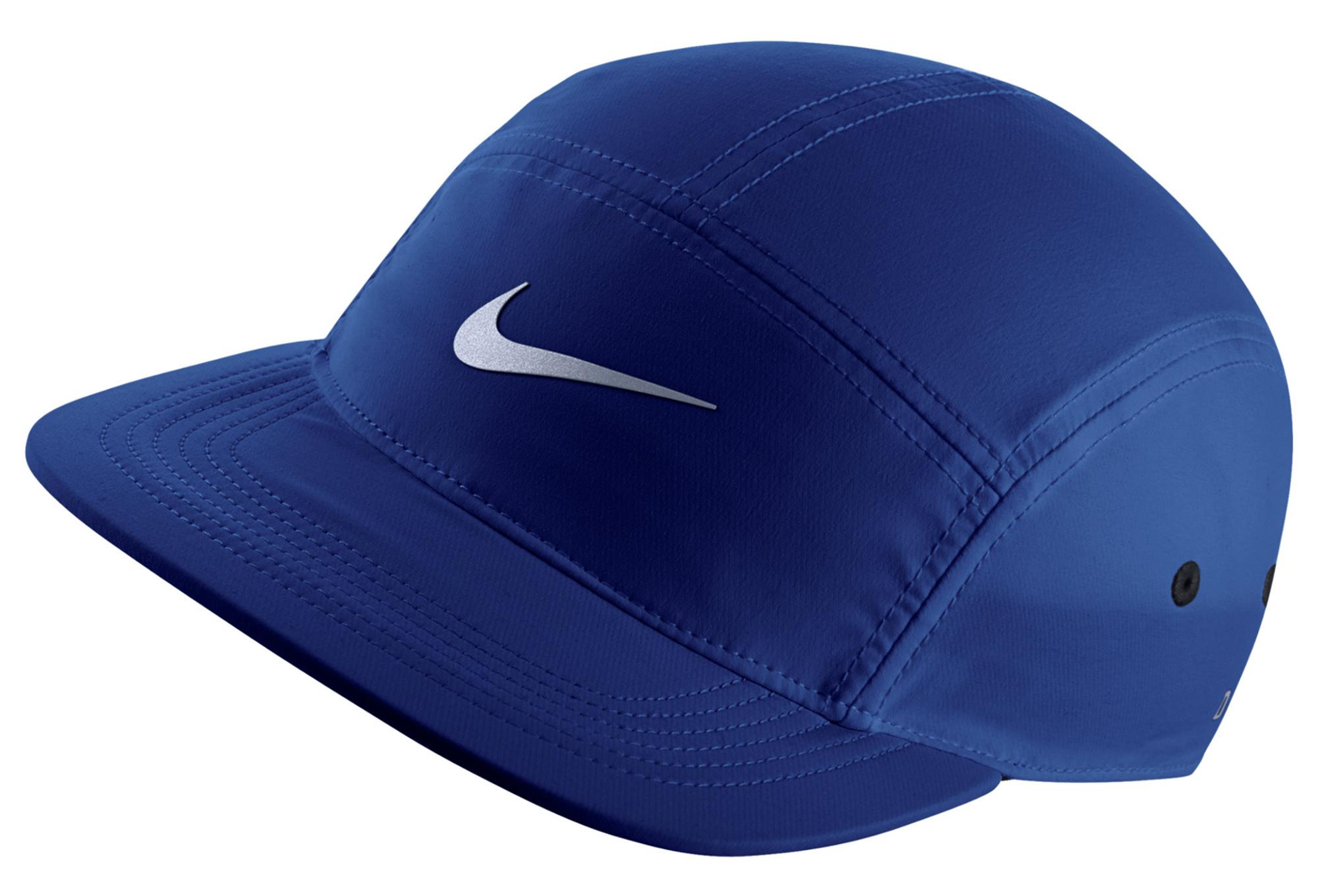 NIKE Adjustable Cap AW84 Blue  89a7e4ede6dc