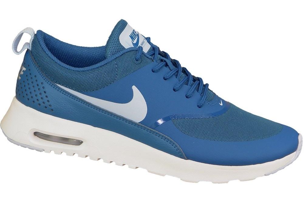 huge discount e6e76 374d0 Nike Air Max Thea Wmns 599409-410 Bleu  Alltricks.com