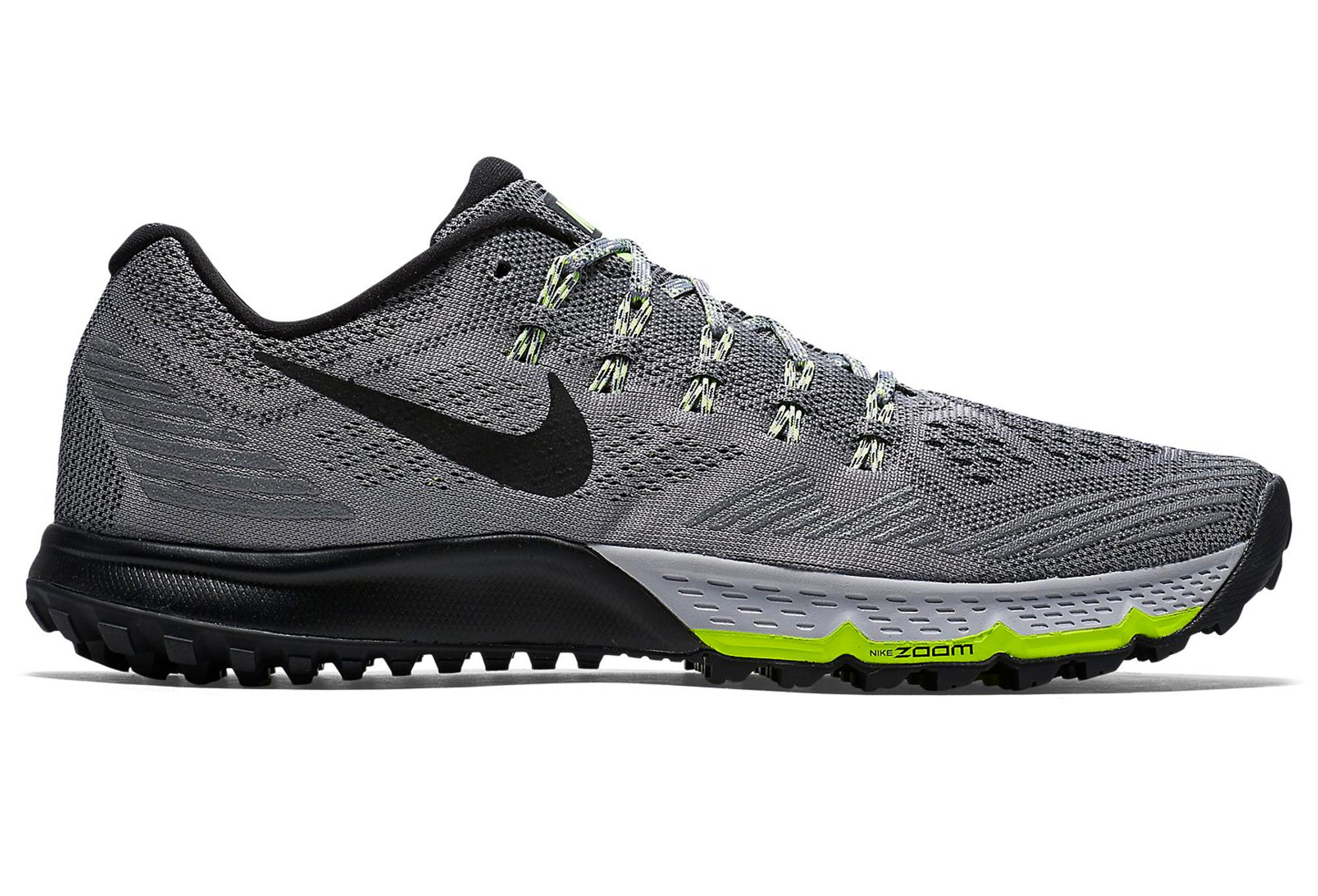 separation shoes d64a3 9d06c Chaussures de Trail Nike ZOOM TERRA KIGER 3 Gris