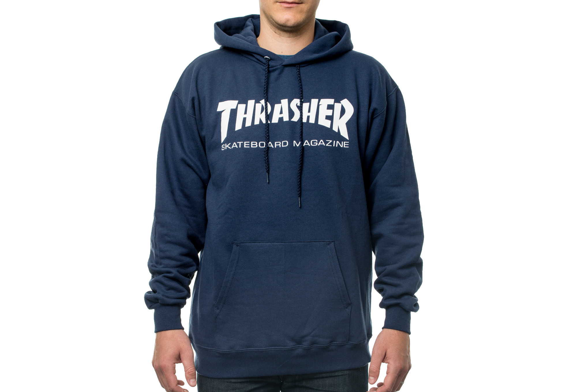 thrasher skate mag hoodie blue. Black Bedroom Furniture Sets. Home Design Ideas