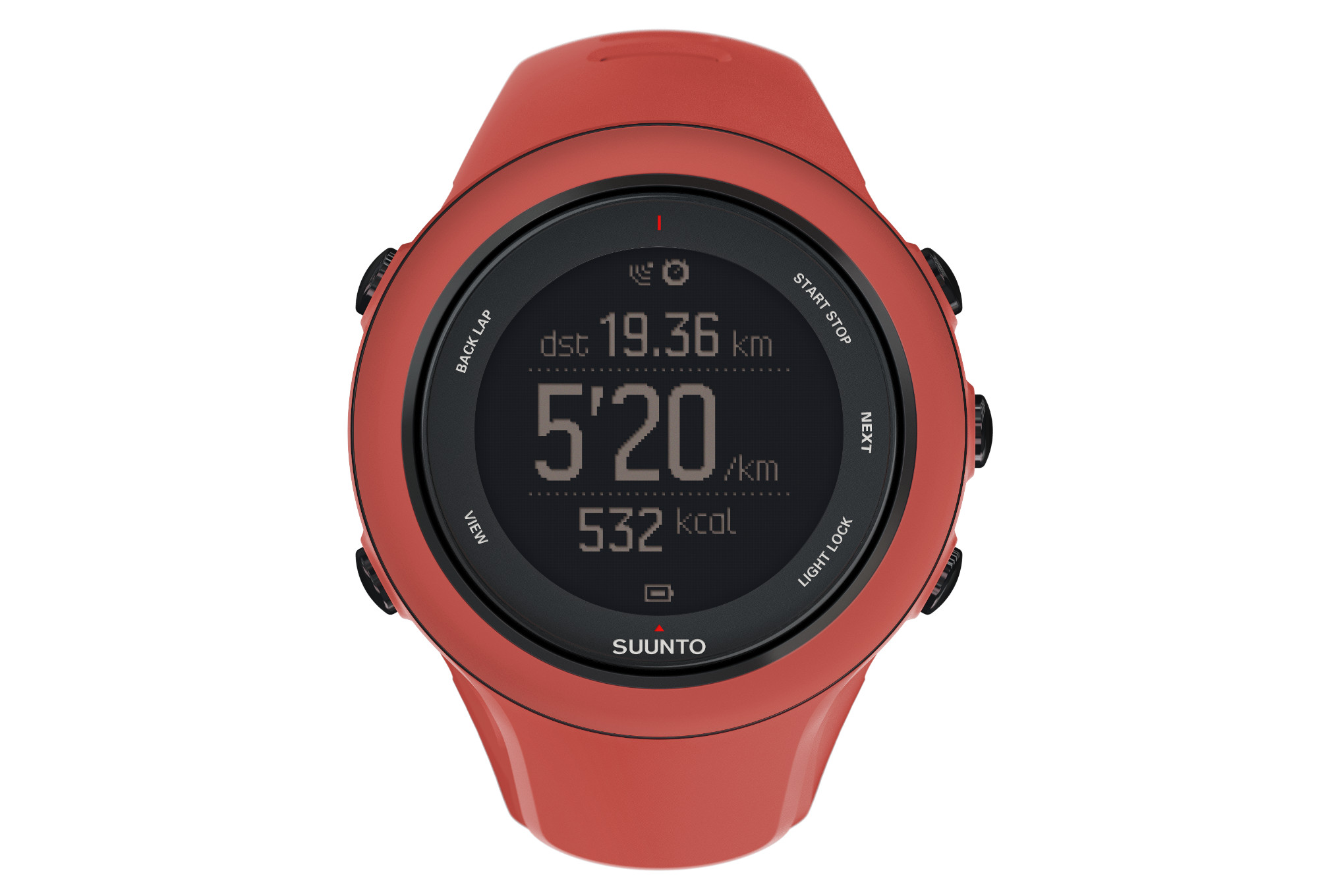 suunto gps watch ambit3 sport coral. Black Bedroom Furniture Sets. Home Design Ideas