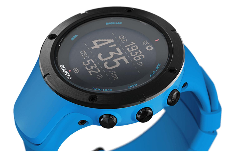 SUUNTO GPS Watch AMBIT3 PEAK Black
