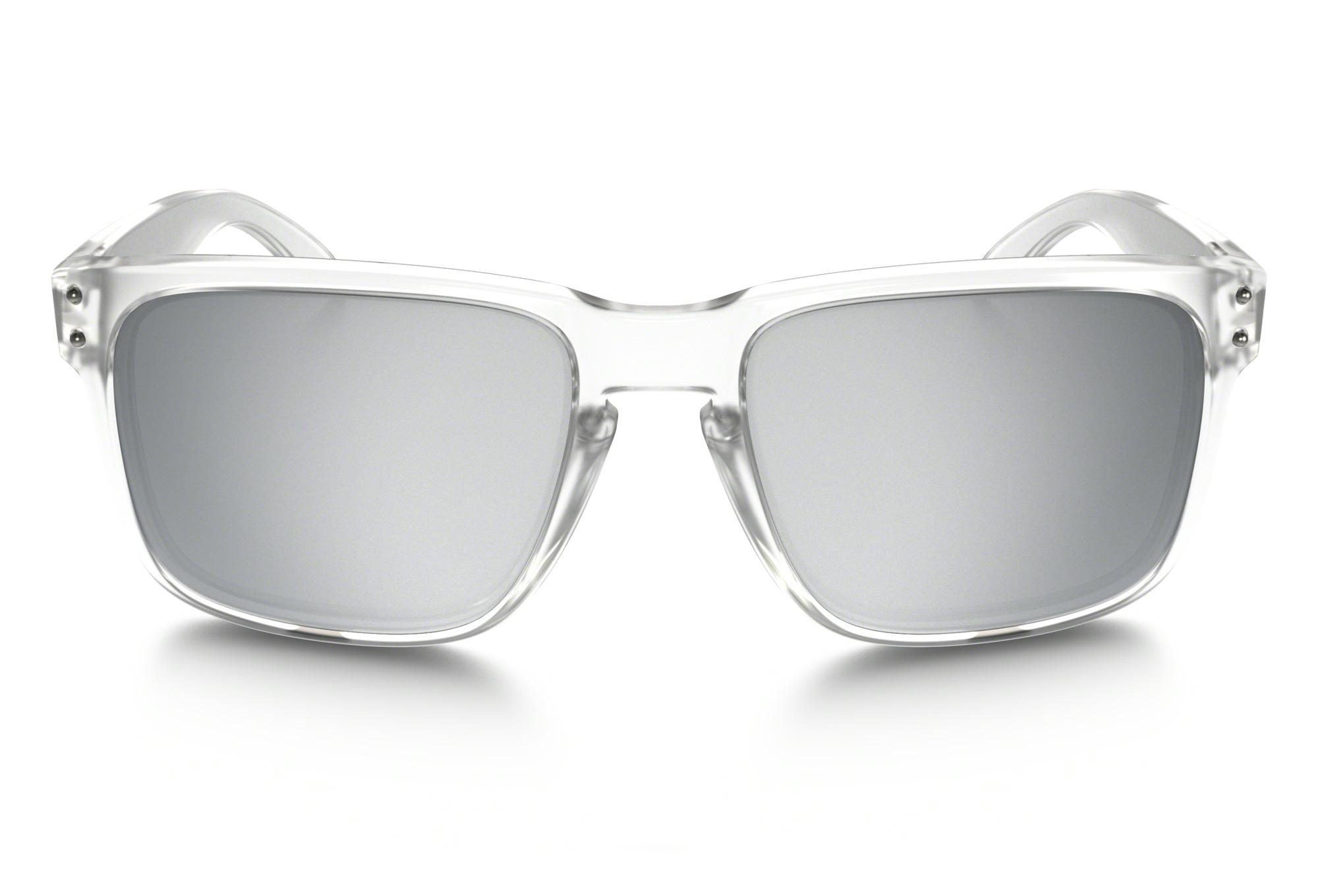 Chrome Holbrook Transparent Lunettes Oo9102 Ref Oakley A2 Iridium 8nk0OXNwP