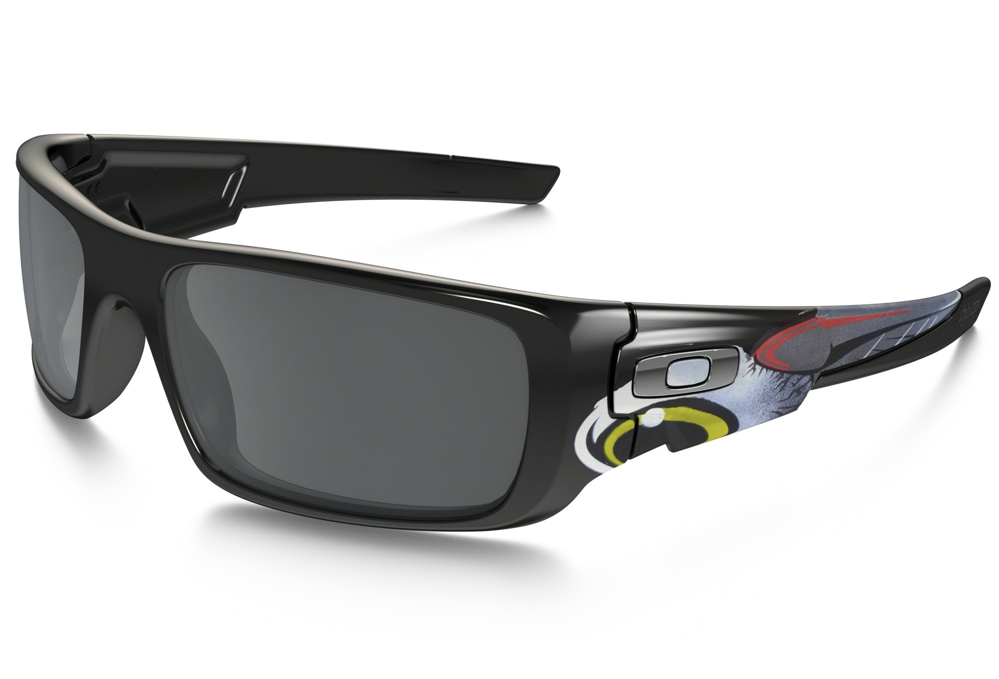 OAKLEY CRANKSHAFT TROY LEE DESIGNS Sunglasses Black - Black Iridium Ref  OO9239-18 67932b7012
