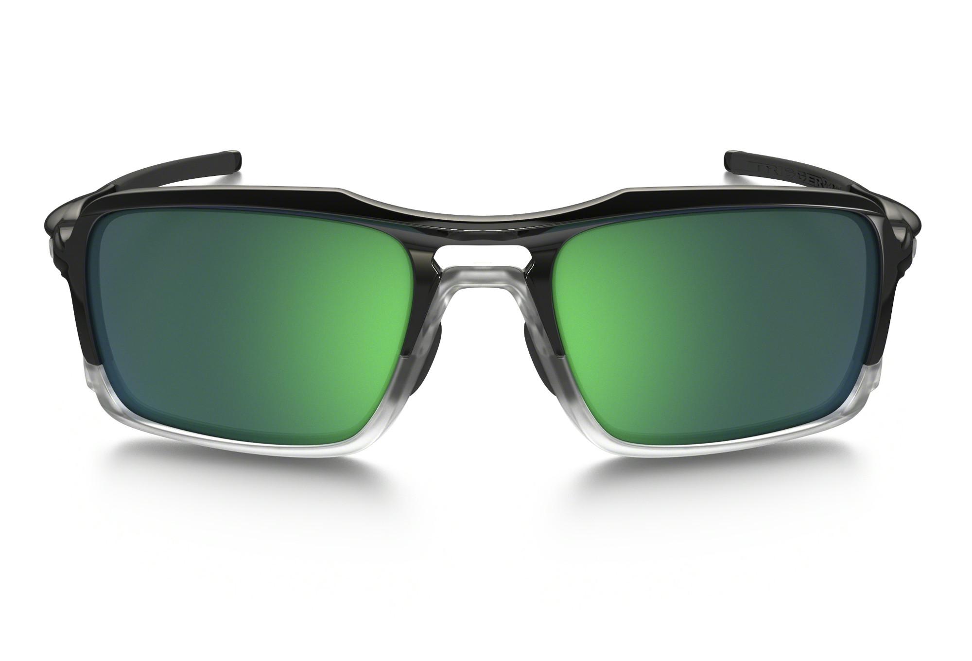 b9a8f8ba8f6e2 Gafas Oakley TRIGGERMAN black green Iridium   Miroir OO9266-02 ...