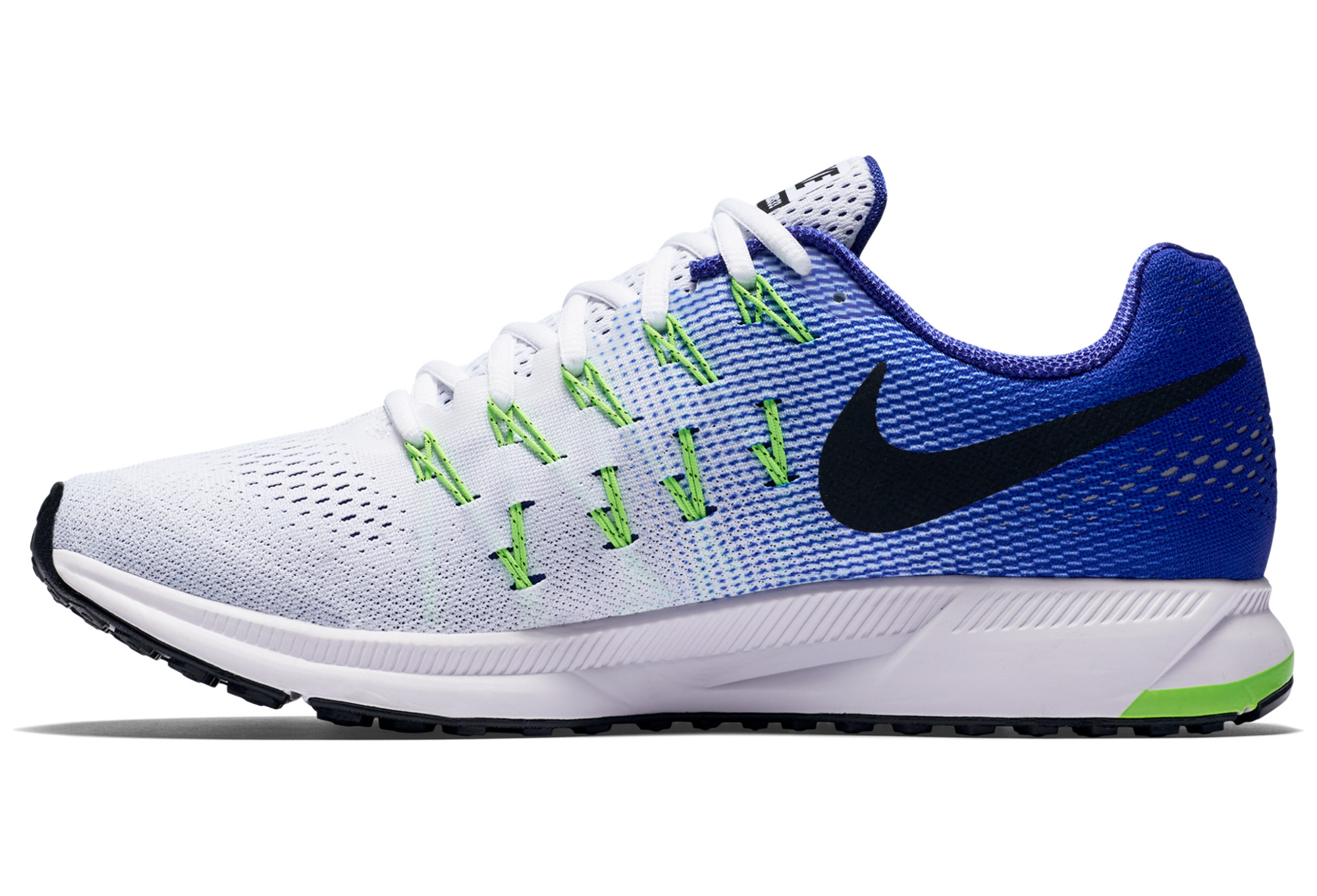super popular 3470d 5950b ... NIKE AIR ZOOM PEGASUS 33 Blue White Men ...