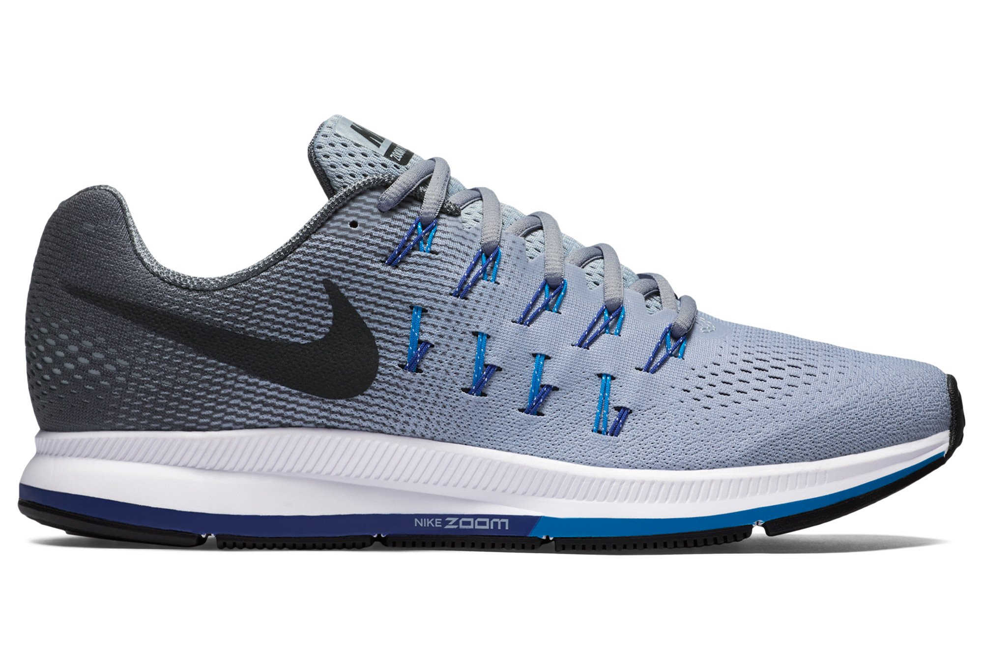 purchase cheap a4f3a 07e16 Chaussures de Running Nike AIR ZOOM PEGASUS 33 Gris