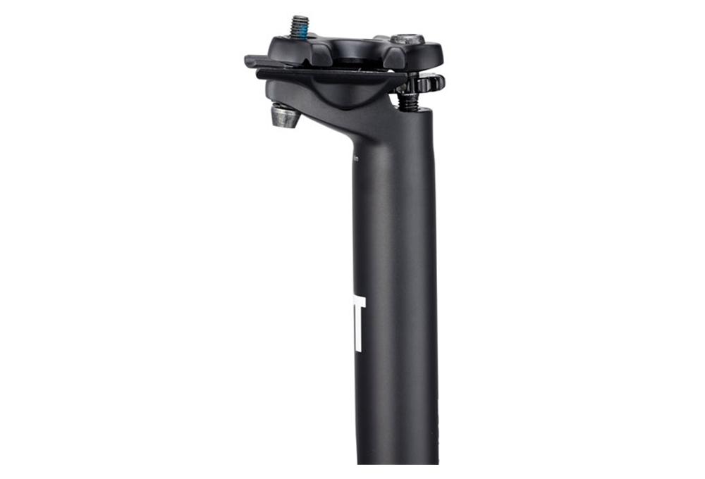 3 T Stilo 25 Pro 27.2 mm tige de selle 350 mm Noir