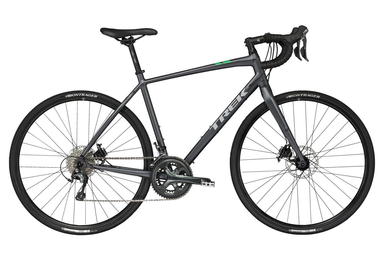TREK CROSSRIP 2 2017 Gravel Bike, Shimano Tiagra 10S, Grey ...
