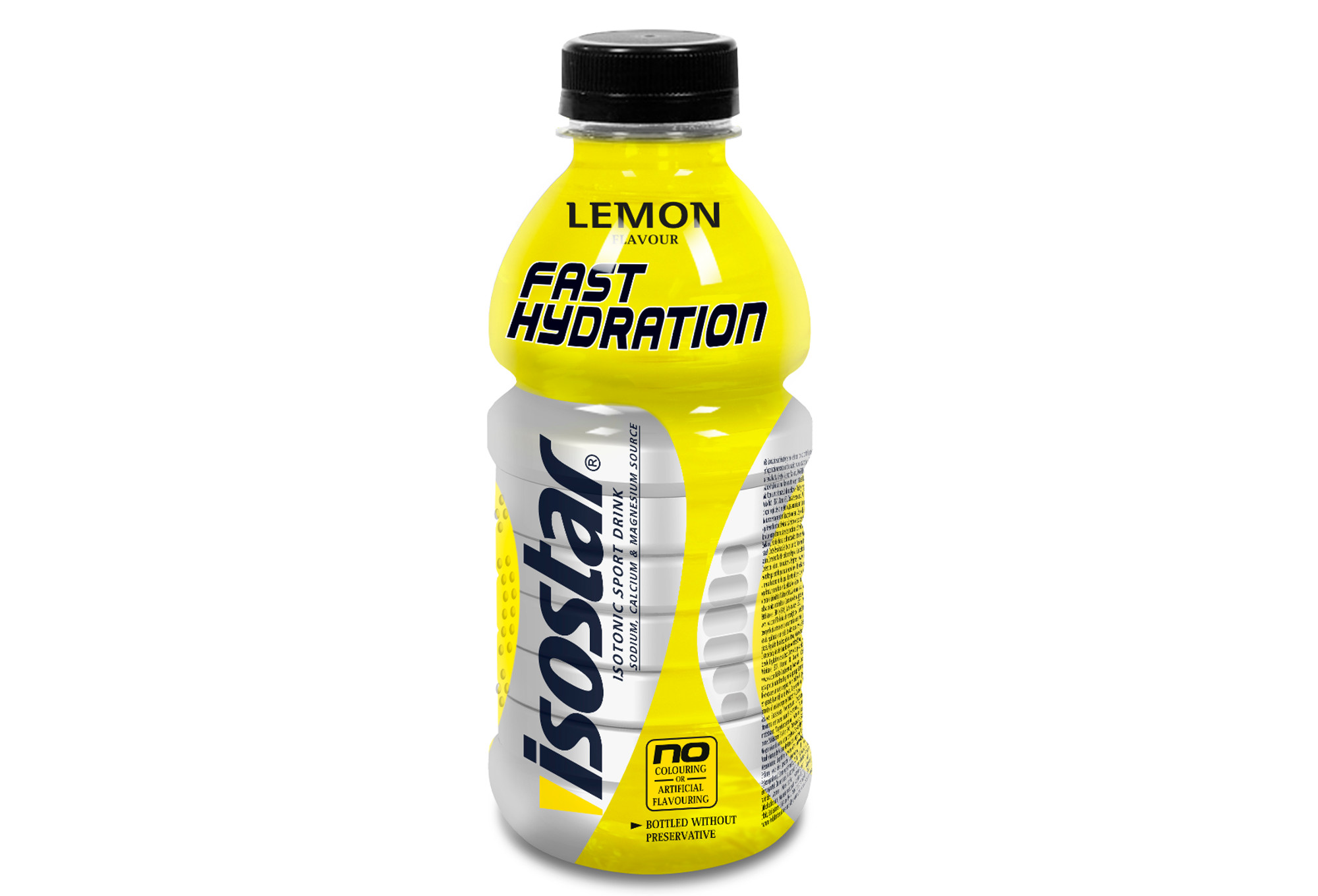 isostar boisson energ tique fast hydratation citron. Black Bedroom Furniture Sets. Home Design Ideas