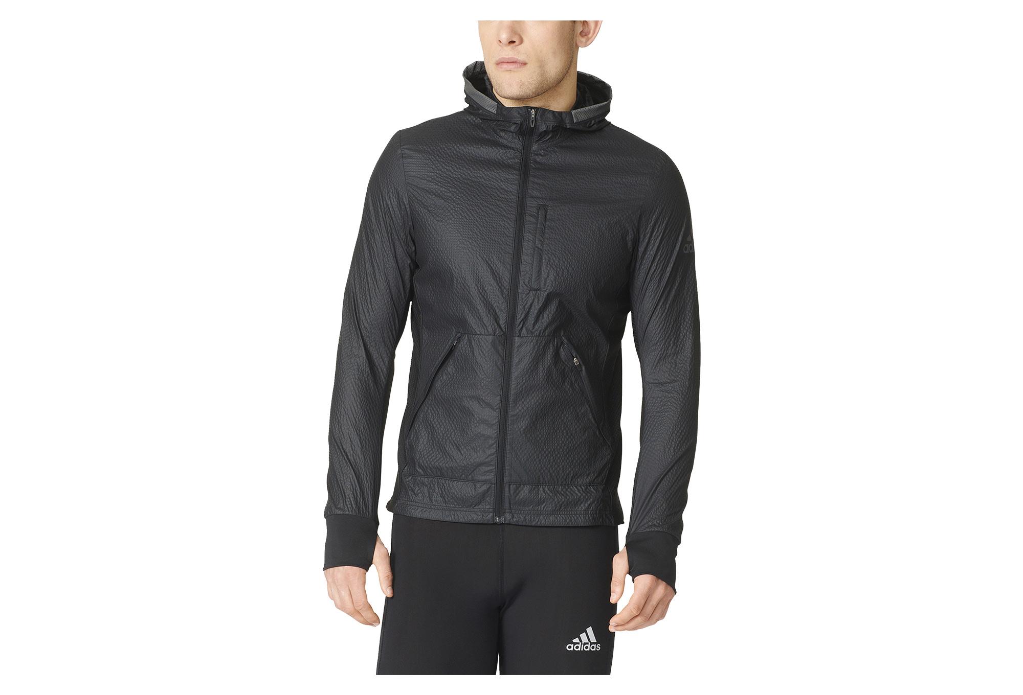 Adidas Amplify Veste À Pure Capuche Noir ng6zBvOz