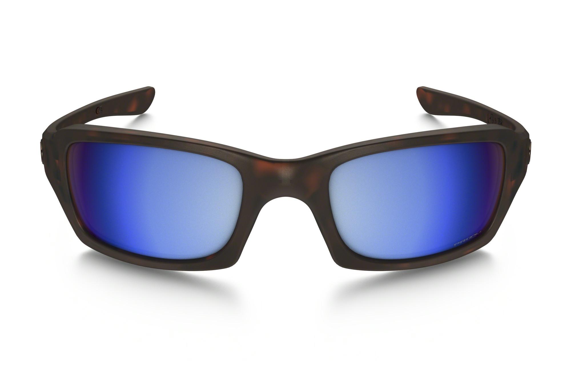 36aff7e87e6ab OAKLEY FIVES SQUARED Sunglasses Brown - Prizm H2O Polarized Ref OO9238-17