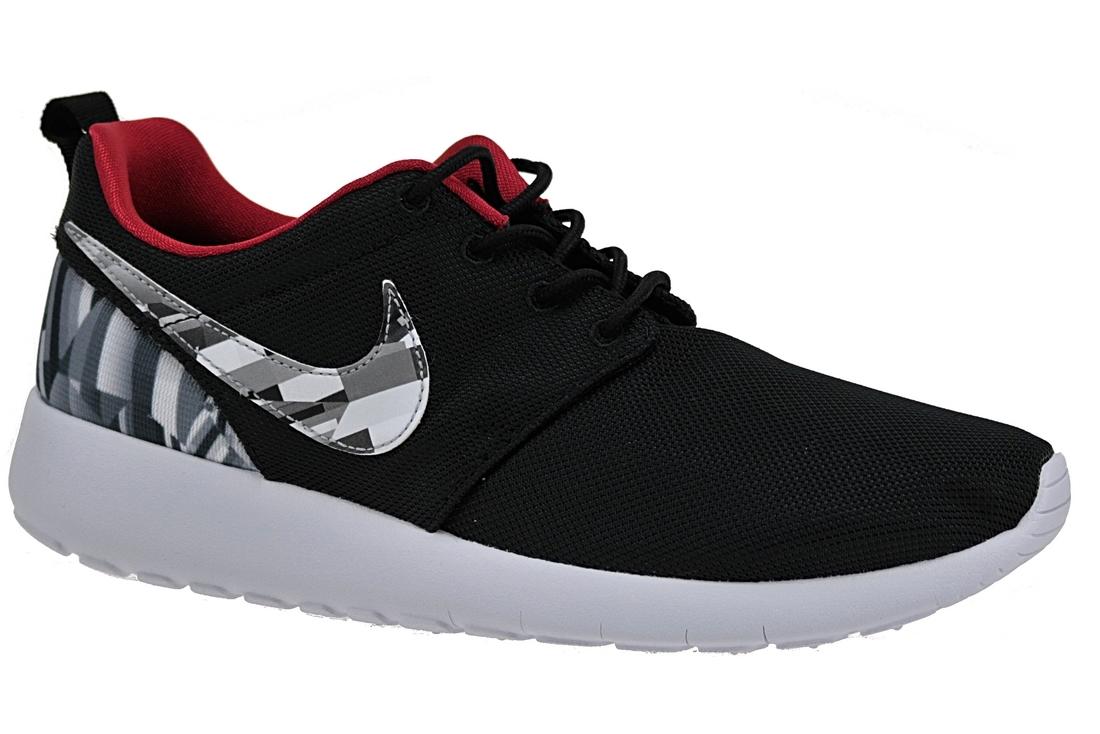 903ffd93aebfa ... womens f8d52 00fc0  wholesale sneakers enfant nike roshe one print gs  gris bb980 3cc66