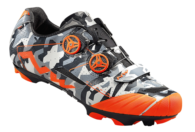 orange camouflage Schuhe XCM NORTHWAVE Extreme MTB mvwn0N8