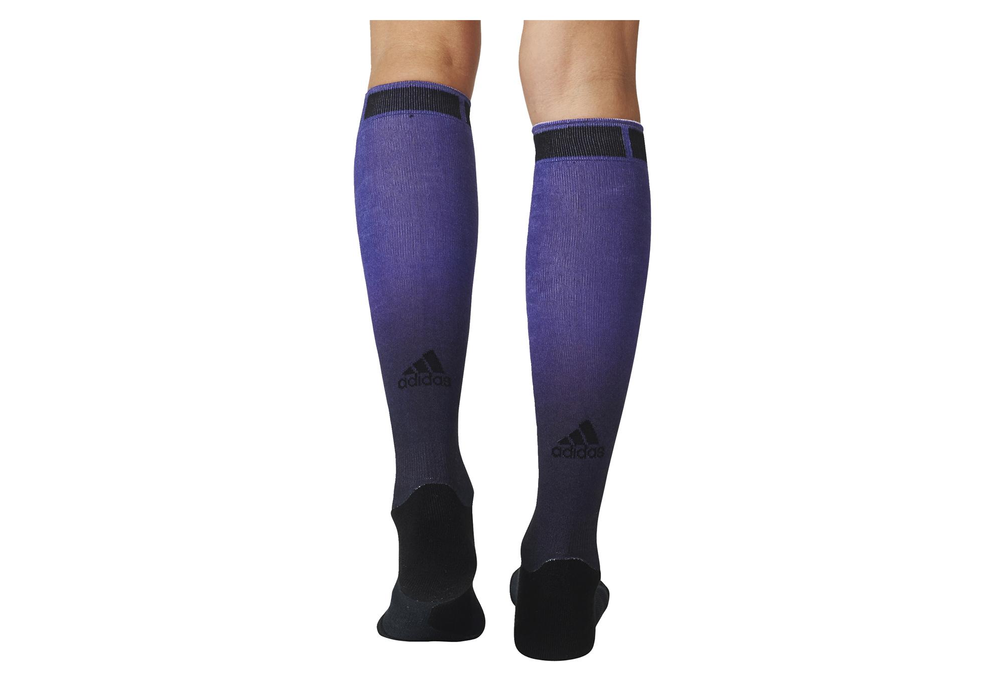 paire de chaussettes hautes femme adidas running energy. Black Bedroom Furniture Sets. Home Design Ideas