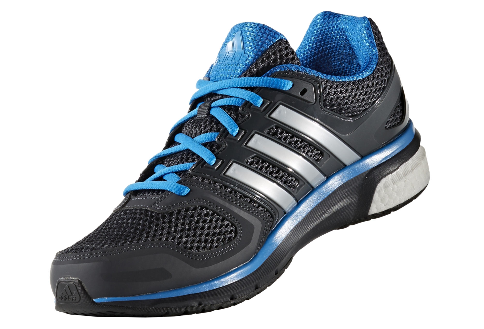 promo code 2b958 cff80 adidas QUESTAR BOOST Black Blue Men   Alltricks.com