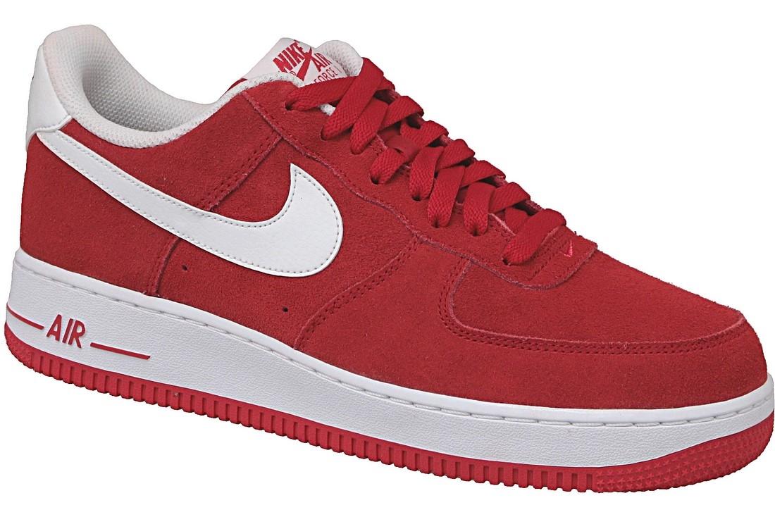 regarder d6b2a faaef Nike Air Force 1'07 315122-612 Rouge
