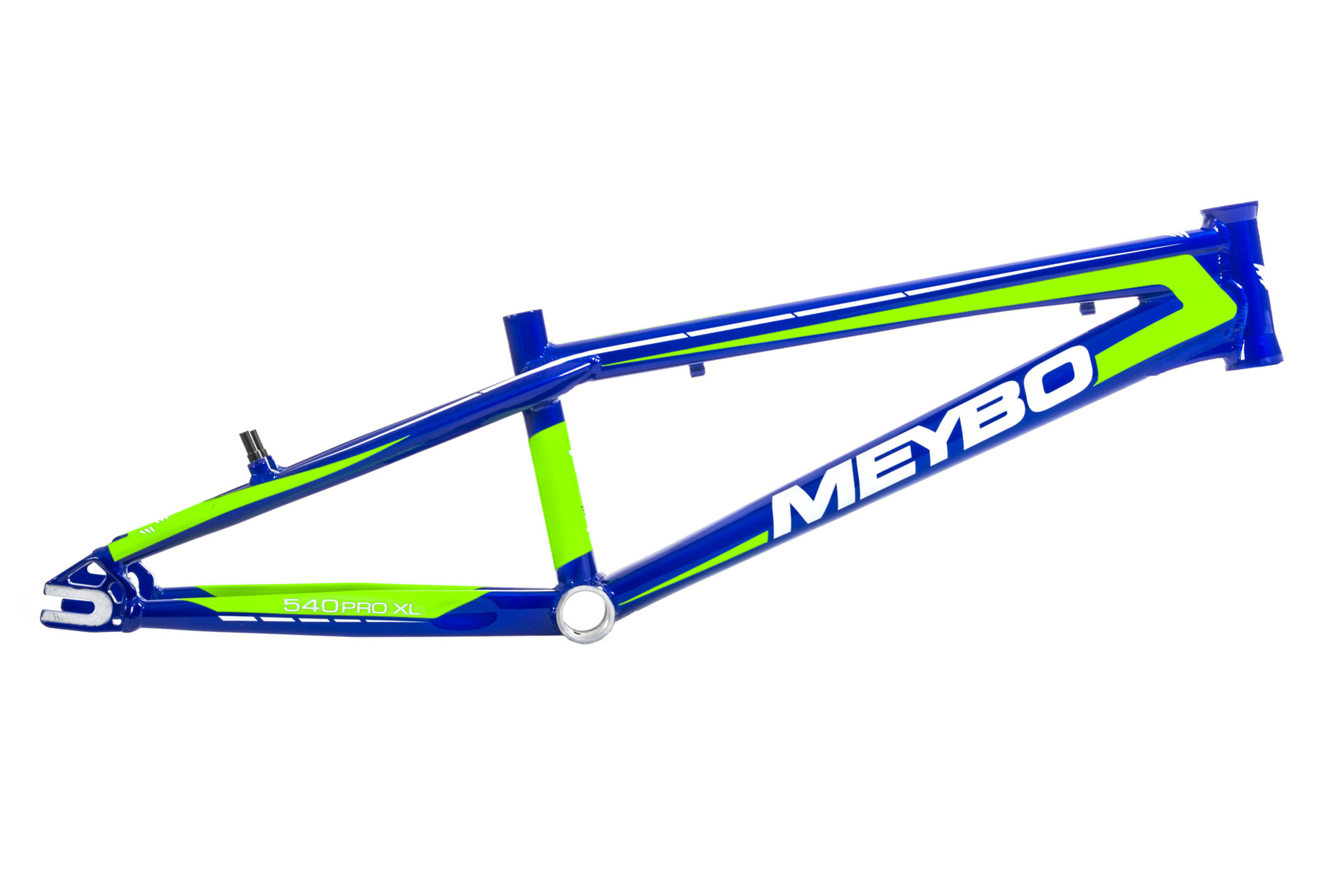 Meybo Holeshot 2016 Bmx Race Frame Blue Green Alltricks Com