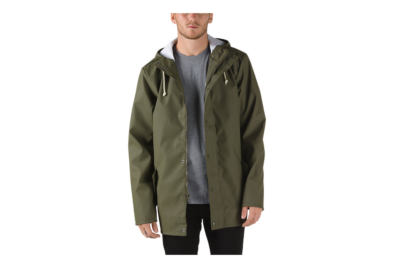 306b8b99ab VANS Junipero Jacket Army Green