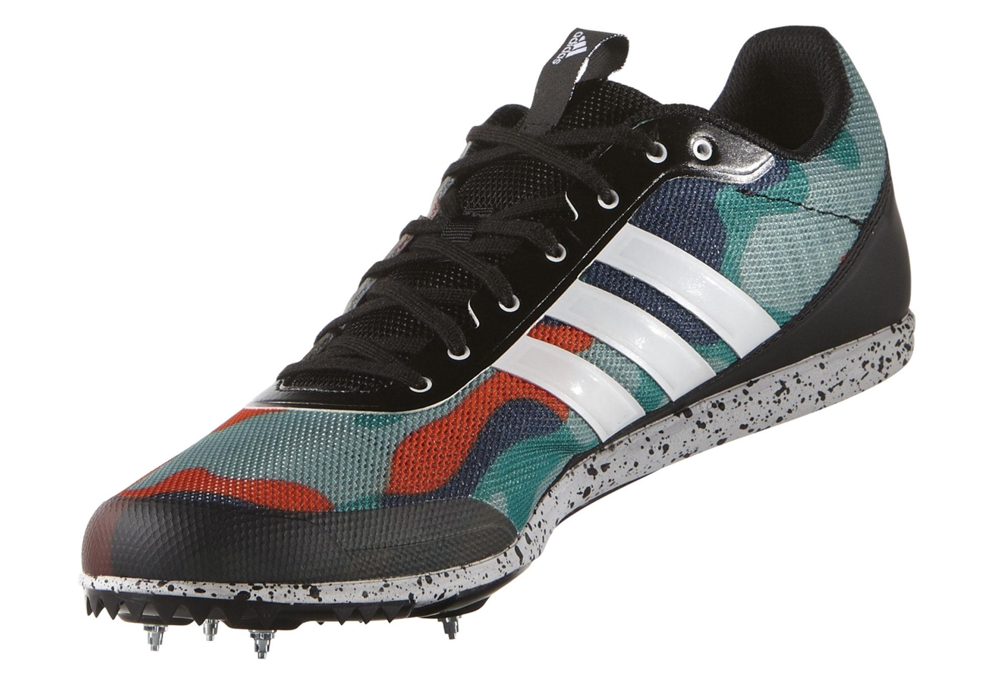 Chaussures d'Athlétisme adidas running Distancestar Noir Multi