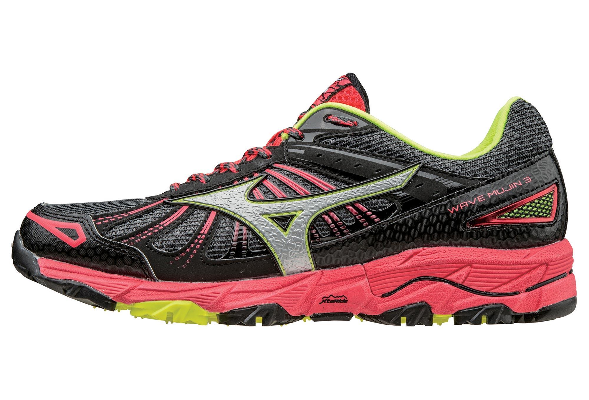 mizuno shoes wave mujin 3 black pink alltricks