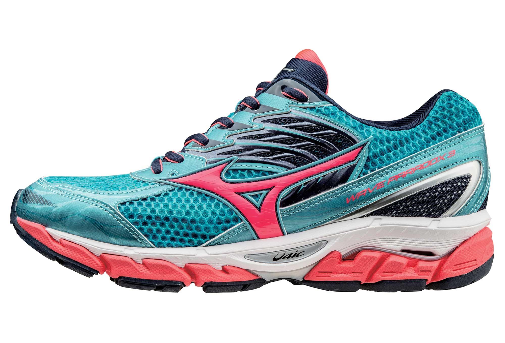 De Bleu Paradox 3 Femme Mizuno Wave Running Chaussures Fxd0ngpn