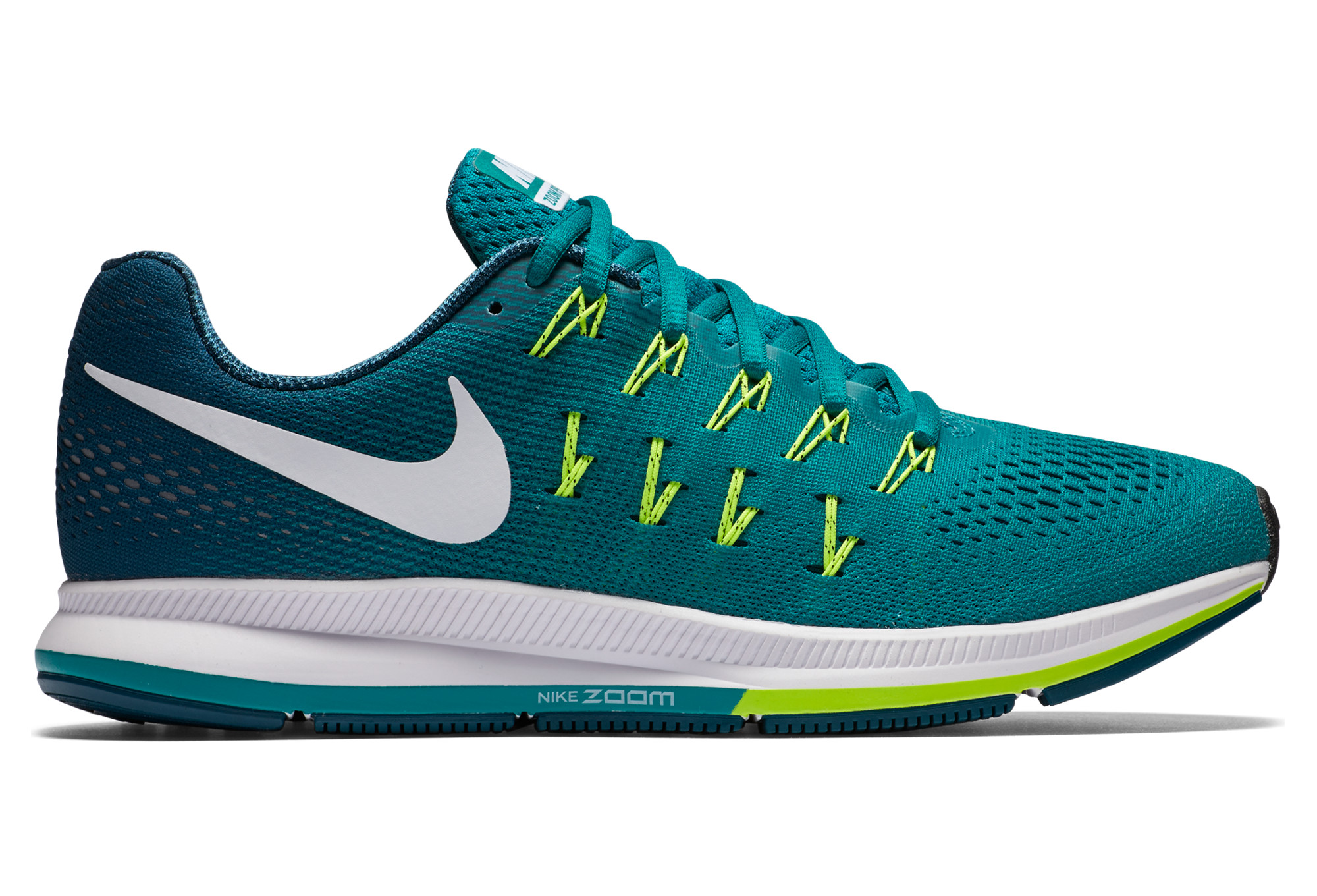 NIKE AIR ZOOM PEGASUS 33 Green
