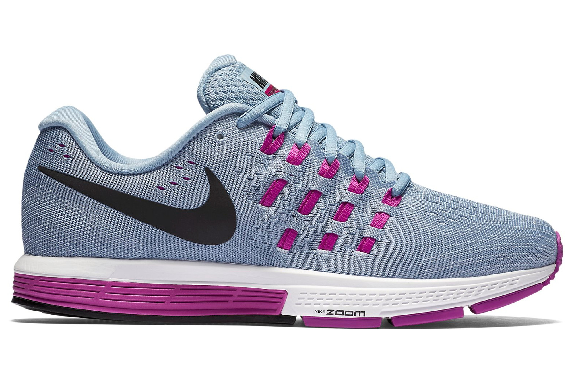 huge discount 69f99 73e3d Chaussures de Running Femme Nike AIR ZOOM VOMERO 11 Bleu   Violet