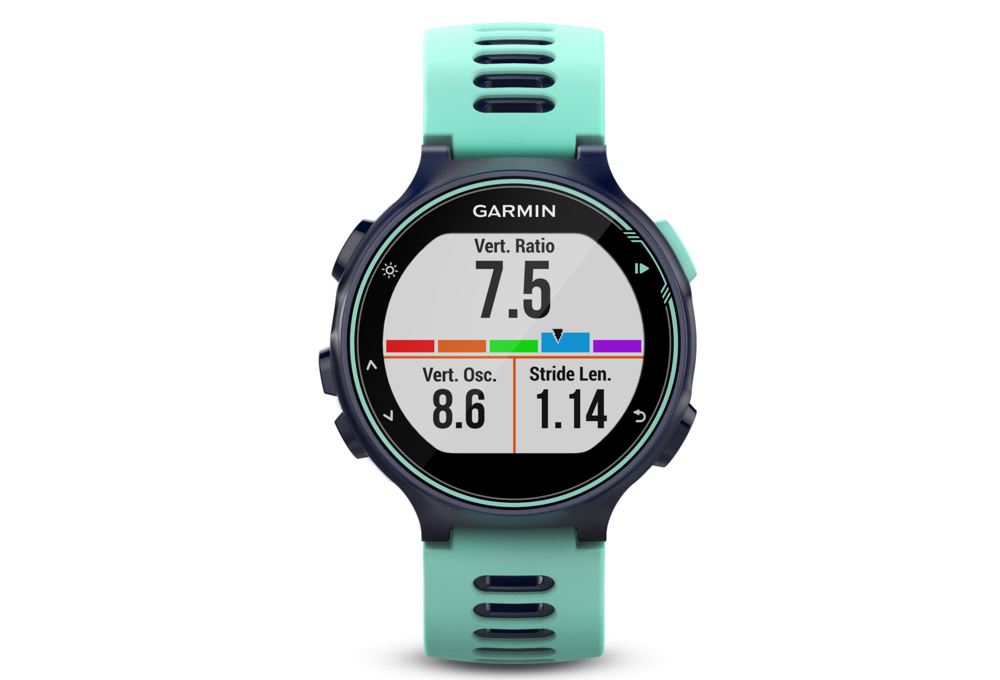 montre gps garmin forerunner 735xt pack tri midnight blue frost blue. Black Bedroom Furniture Sets. Home Design Ideas
