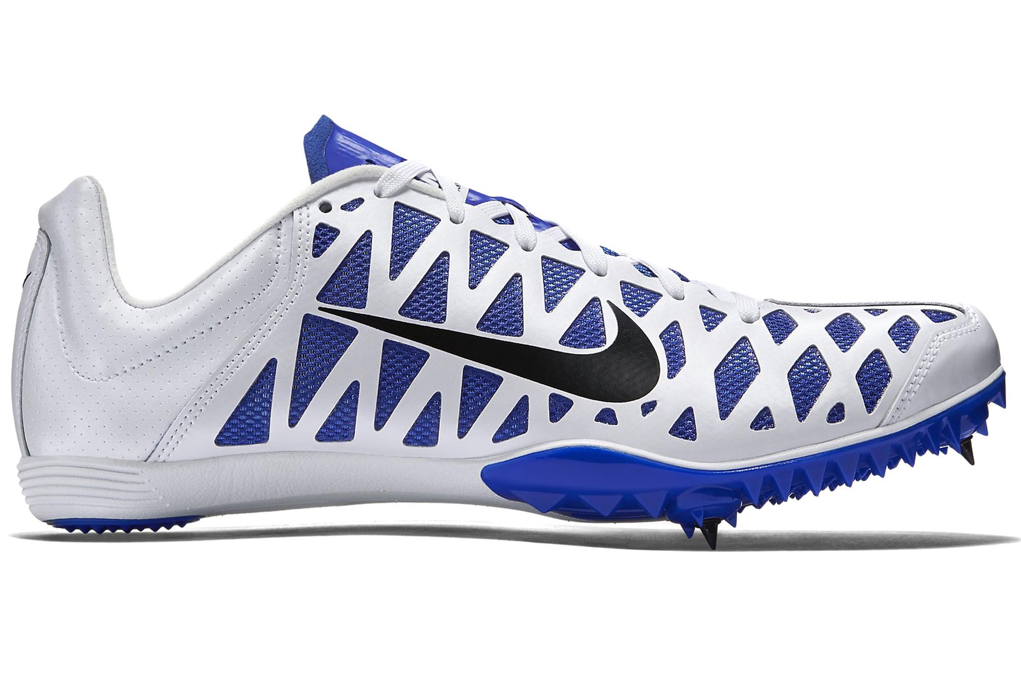 Chaussures d'Athlétisme Nike ZOOM MAXCAT 4 Blanc