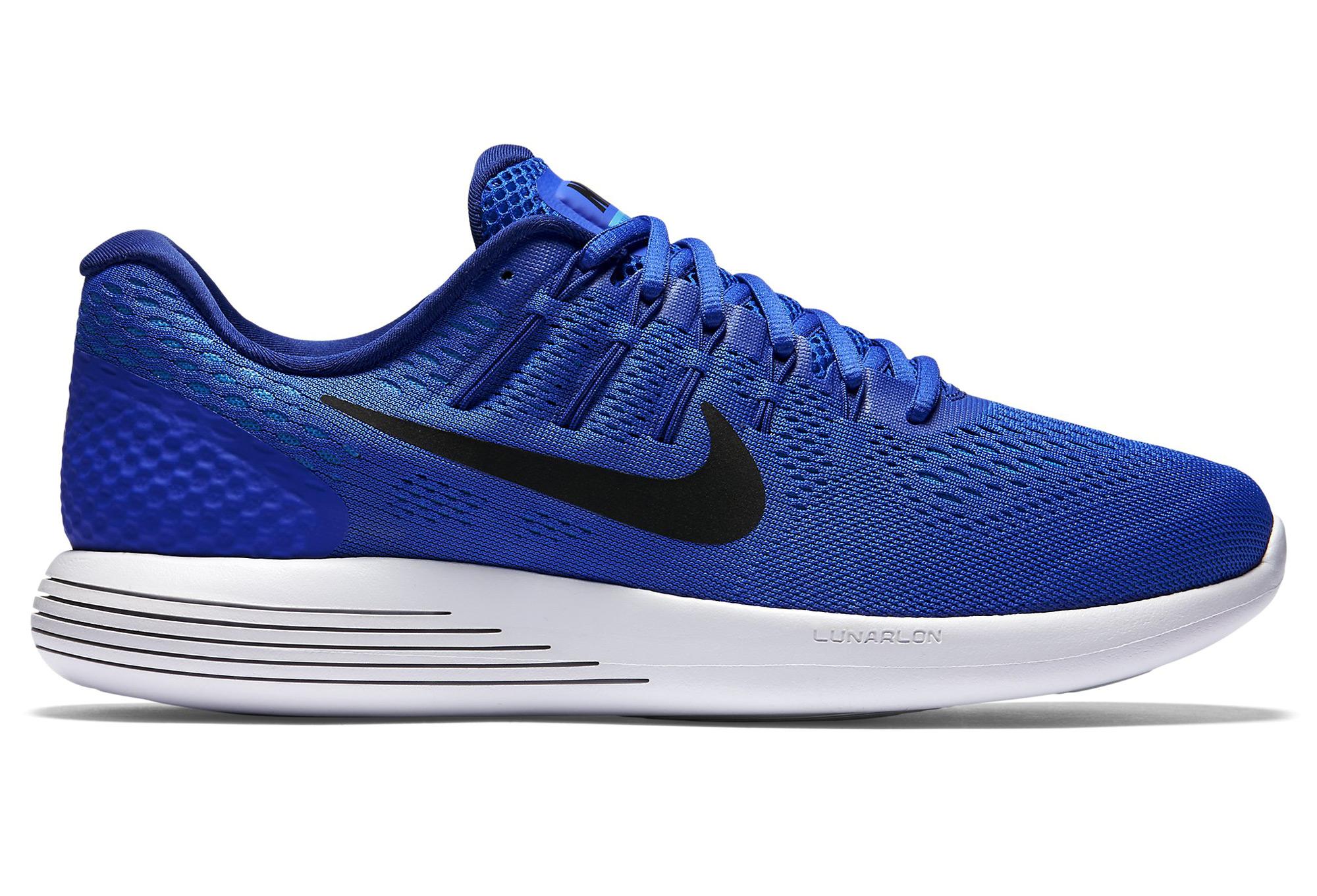 new photos 5c023 ce606 Chaussures de Running Nike LUNARGLIDE 8 Bleu