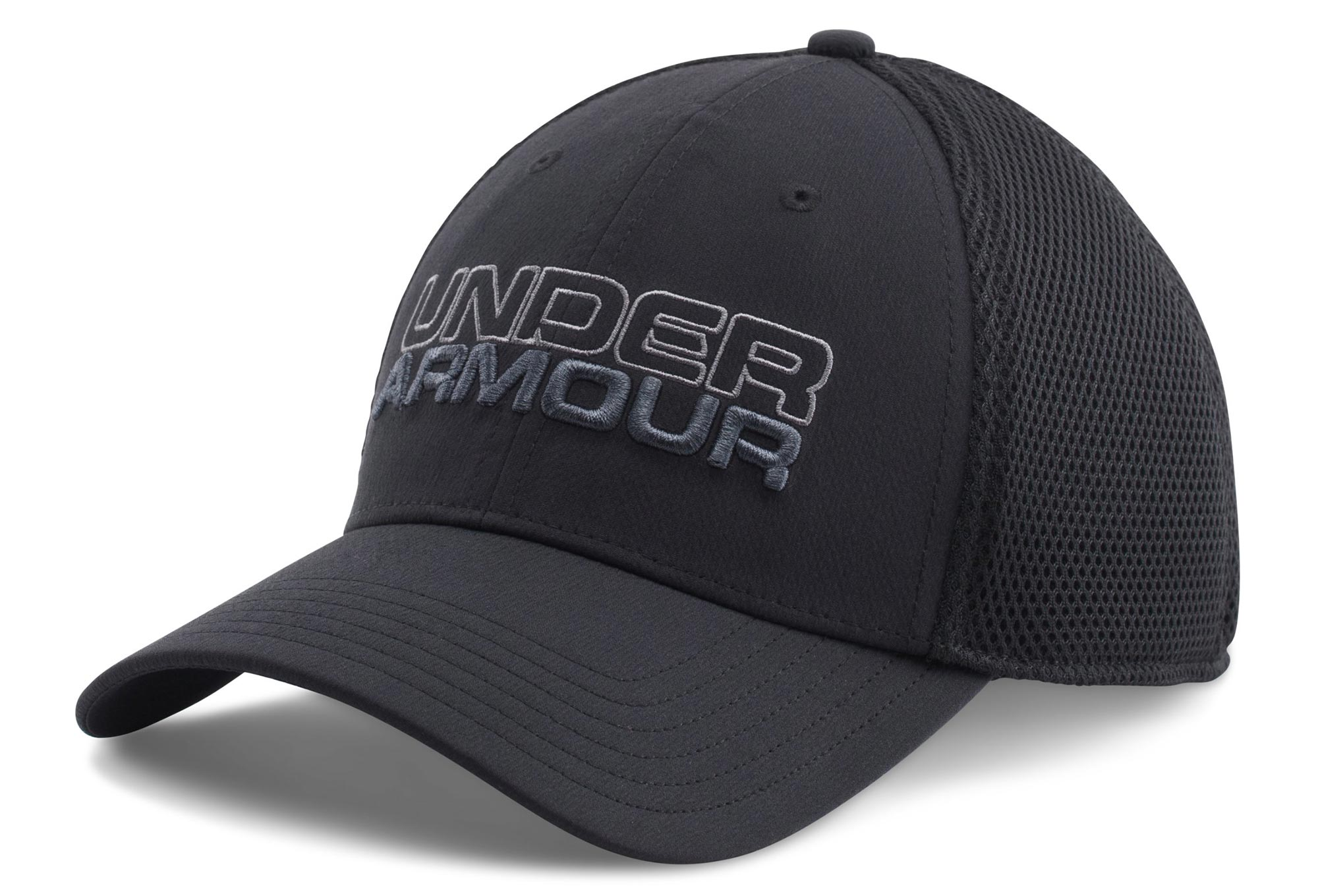 Under Armour Cap Sportstyle Mesh Black  21bc3b41e07