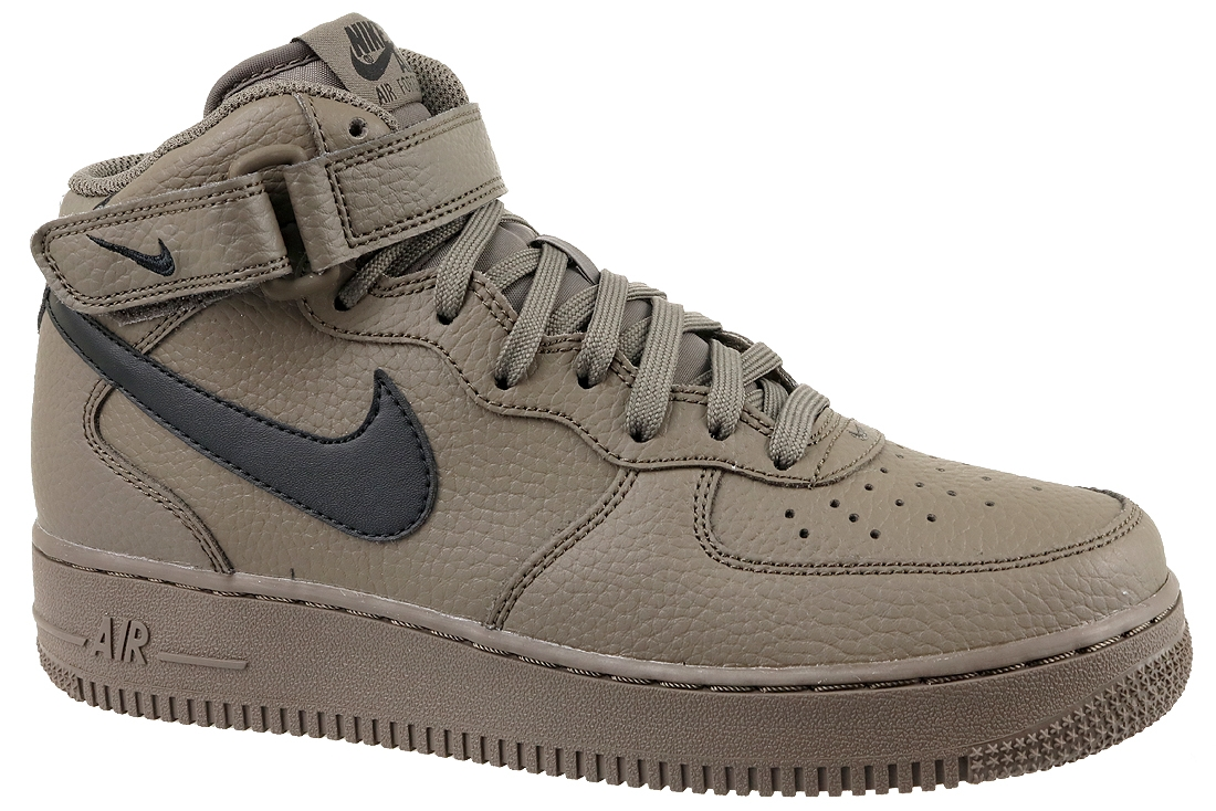 check out 6f421 2c2cd Nike Air Force 1 Mid 07 315123-205 Brun