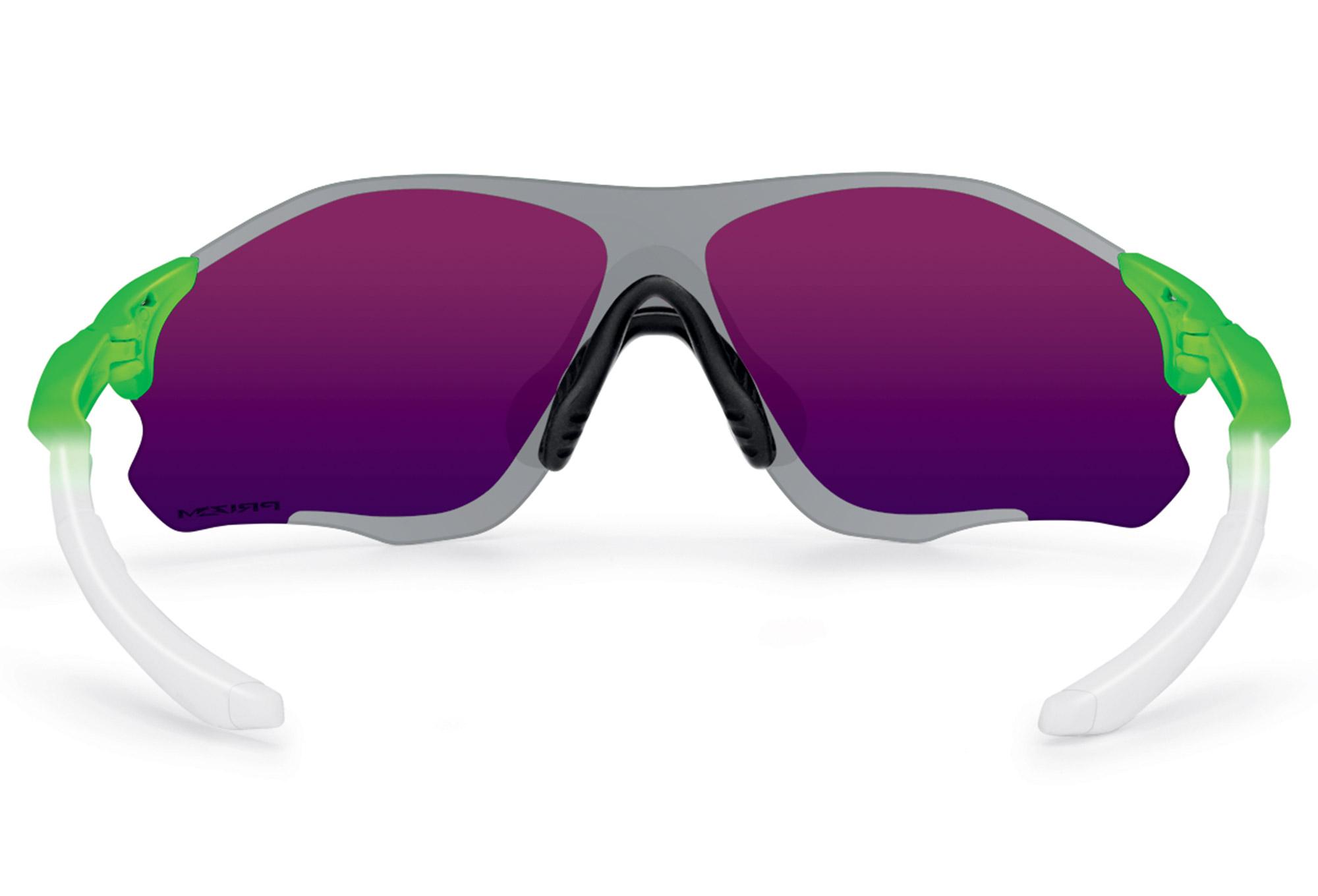 5ed66740e4c Oakley Evzero Range Prizm Field Green Fade Sunglasses