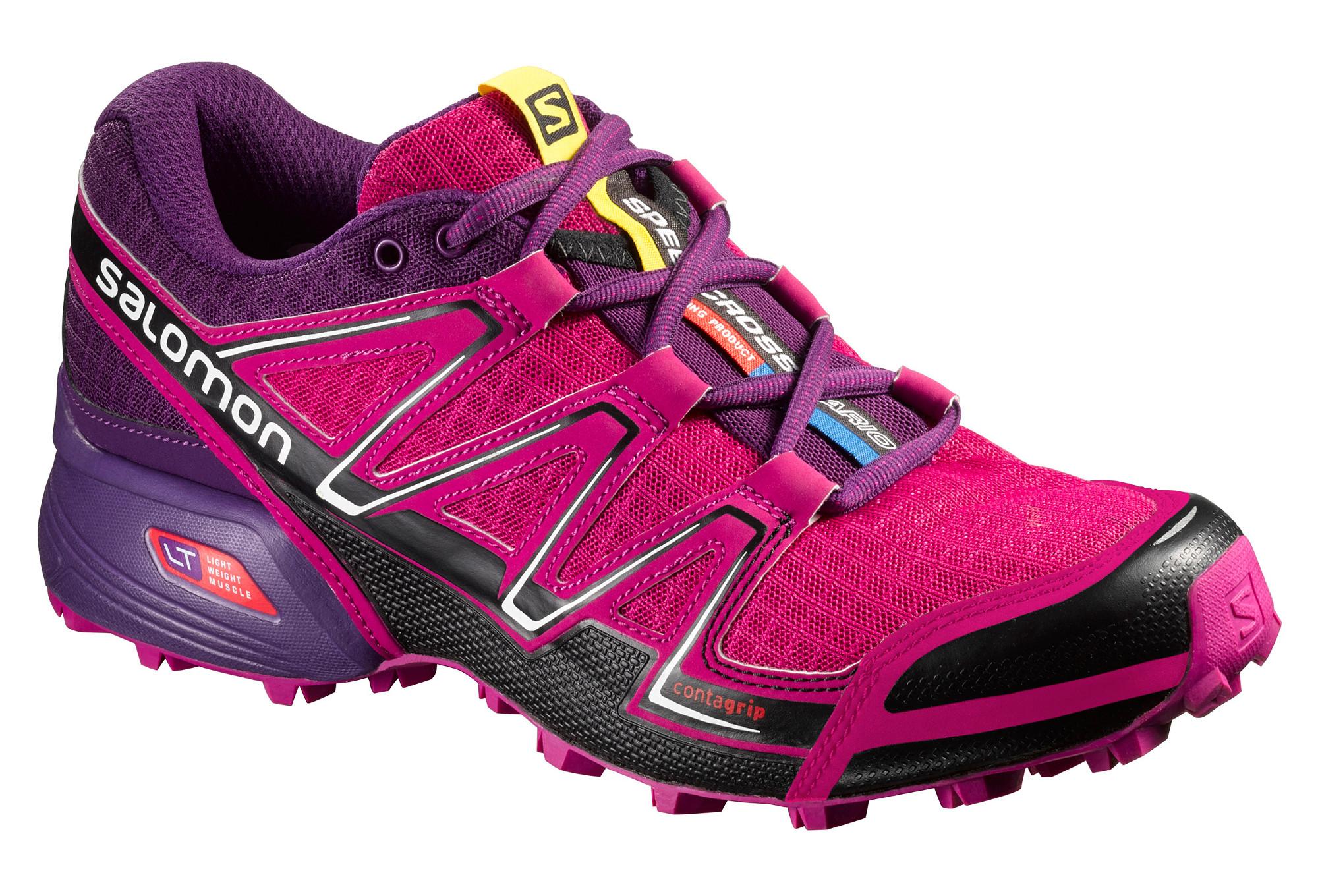 Vario Trail Chaussures De Rose Violet Speedcross Salomon Femme x5wXwqnFHg