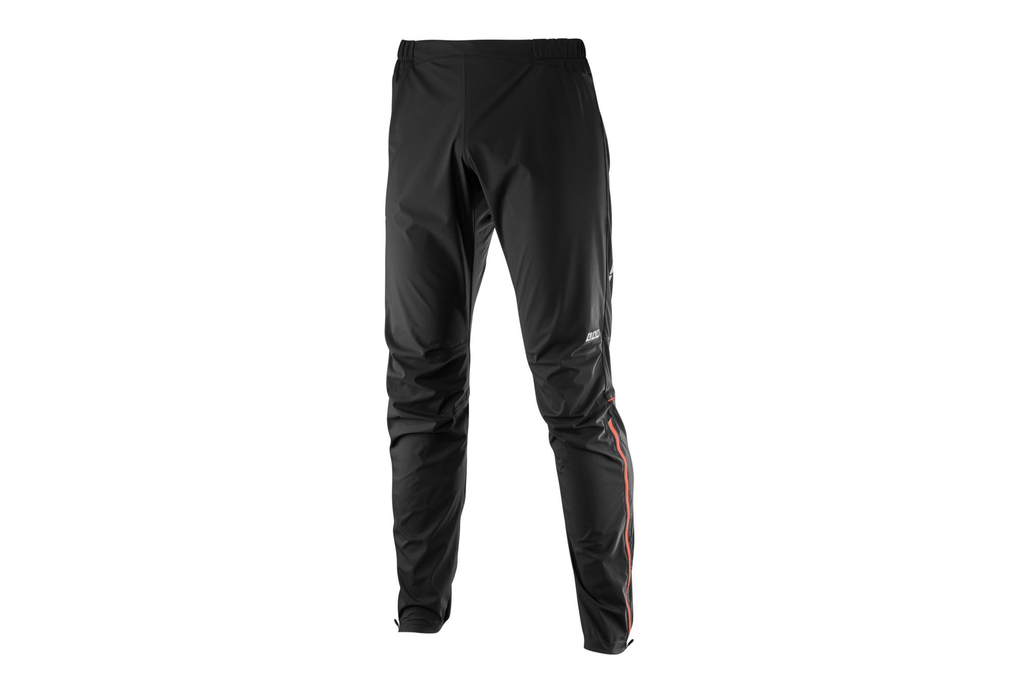 97c2dabaf87 Pantalon Running SALOMON S-LAB HYBRID Noir   Alltricks.fr