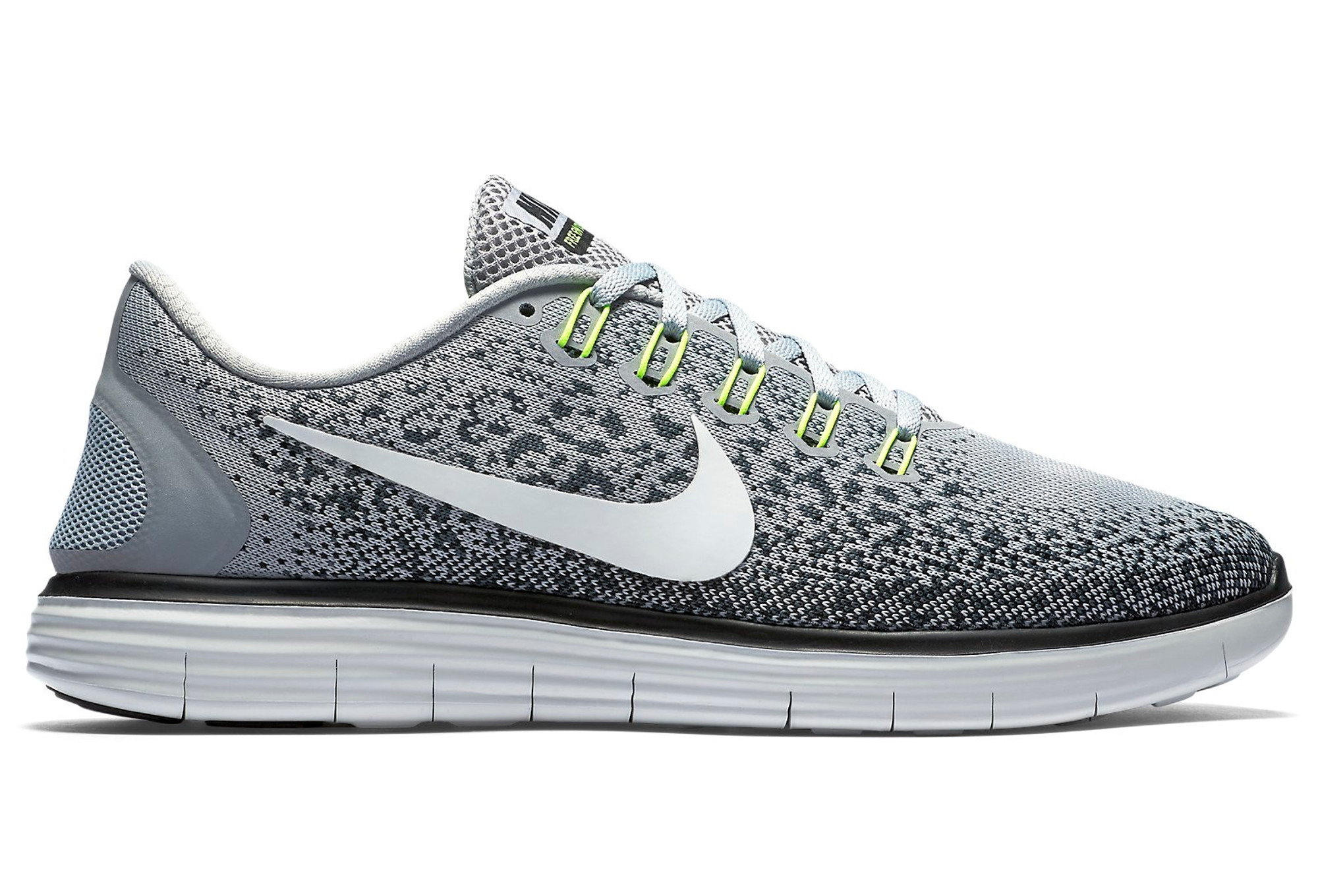 best website 37e06 d1e02 NIKE Shoes FREE RUN DISTANCE Grey Men   Alltricks.com