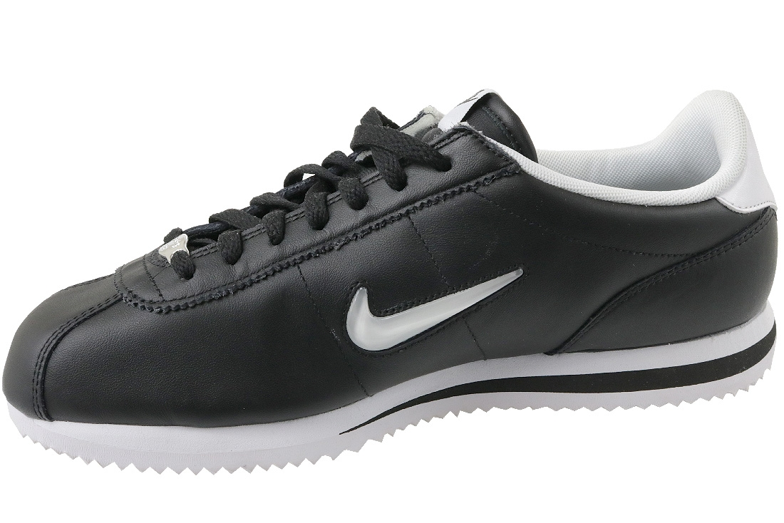 the best attitude c6d70 1ee66 Nike Cortez Basic Jewel 833238-002 Noir