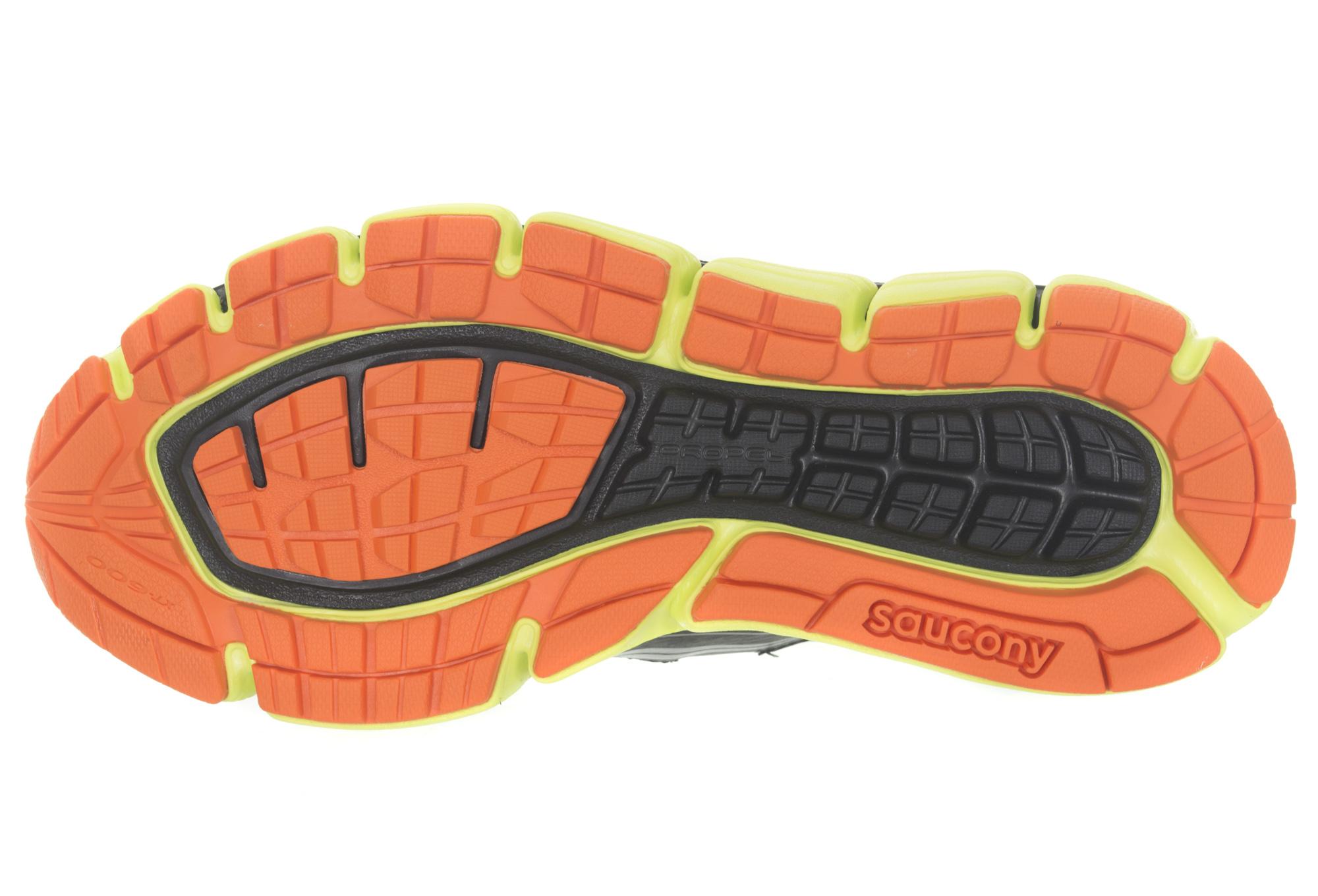 De Jaune Saucony Running Noir Propel Chaussures Vista Blanc d04ZzSnZwq