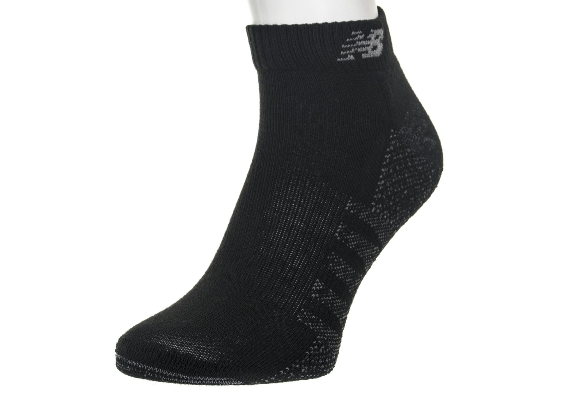 Chaussettes Femme NEW BALANCE N7020 230 Noir