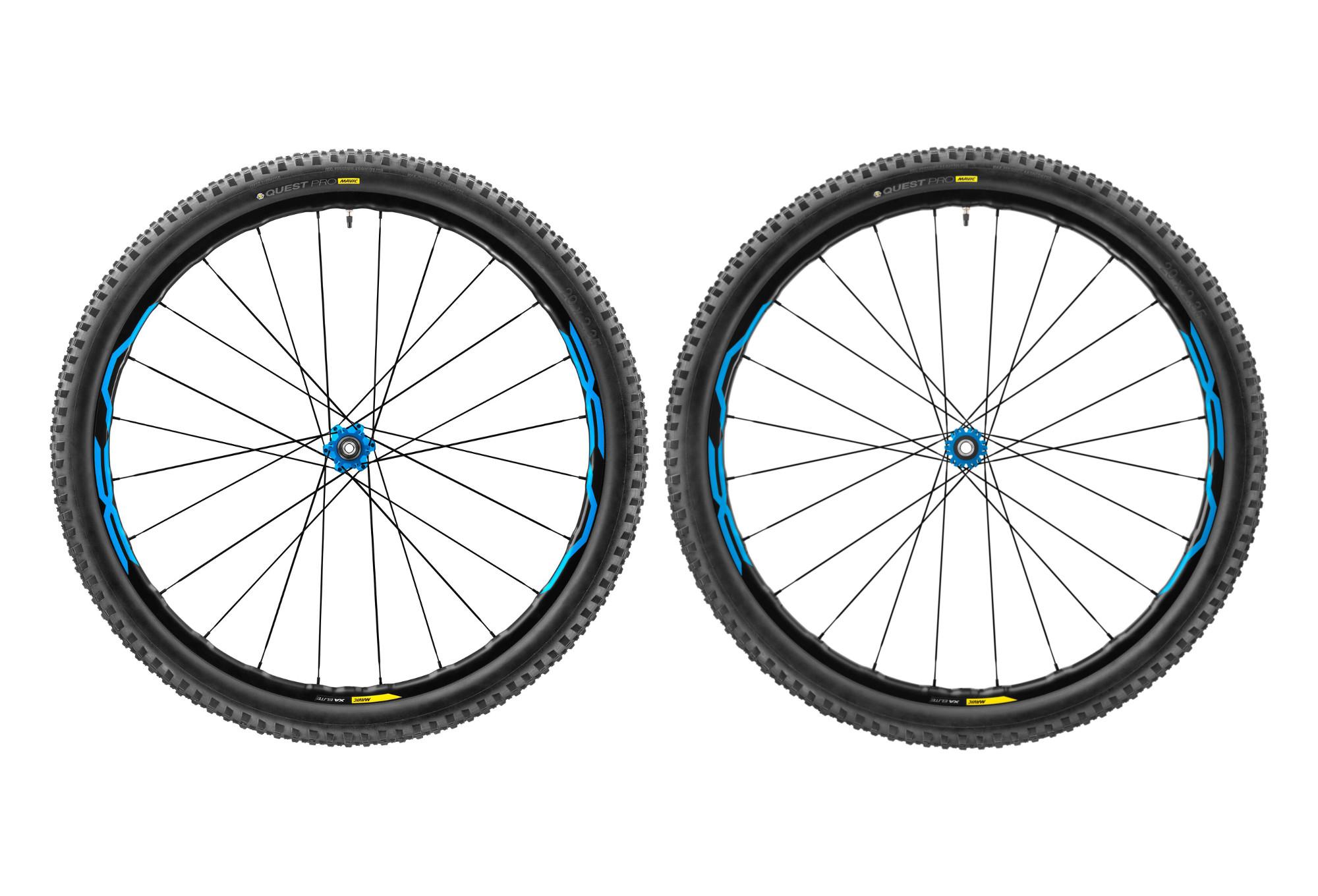 fb4ad0a1e4e MTB Wheels MAVIC XA Elite 29