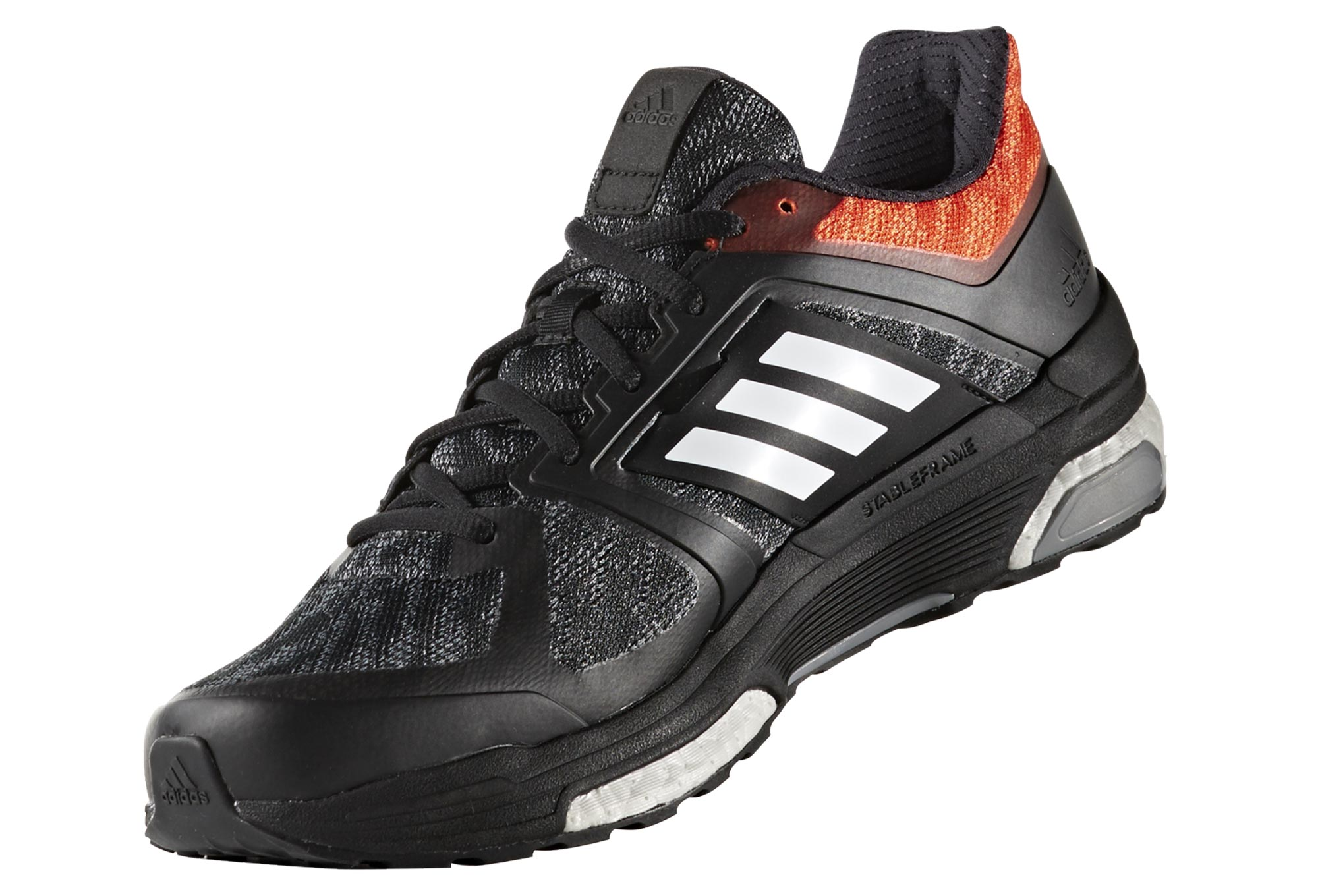 Adidas Supernova 9 Sequenza 9 Supernova Nero Orange Uomini ba407e
