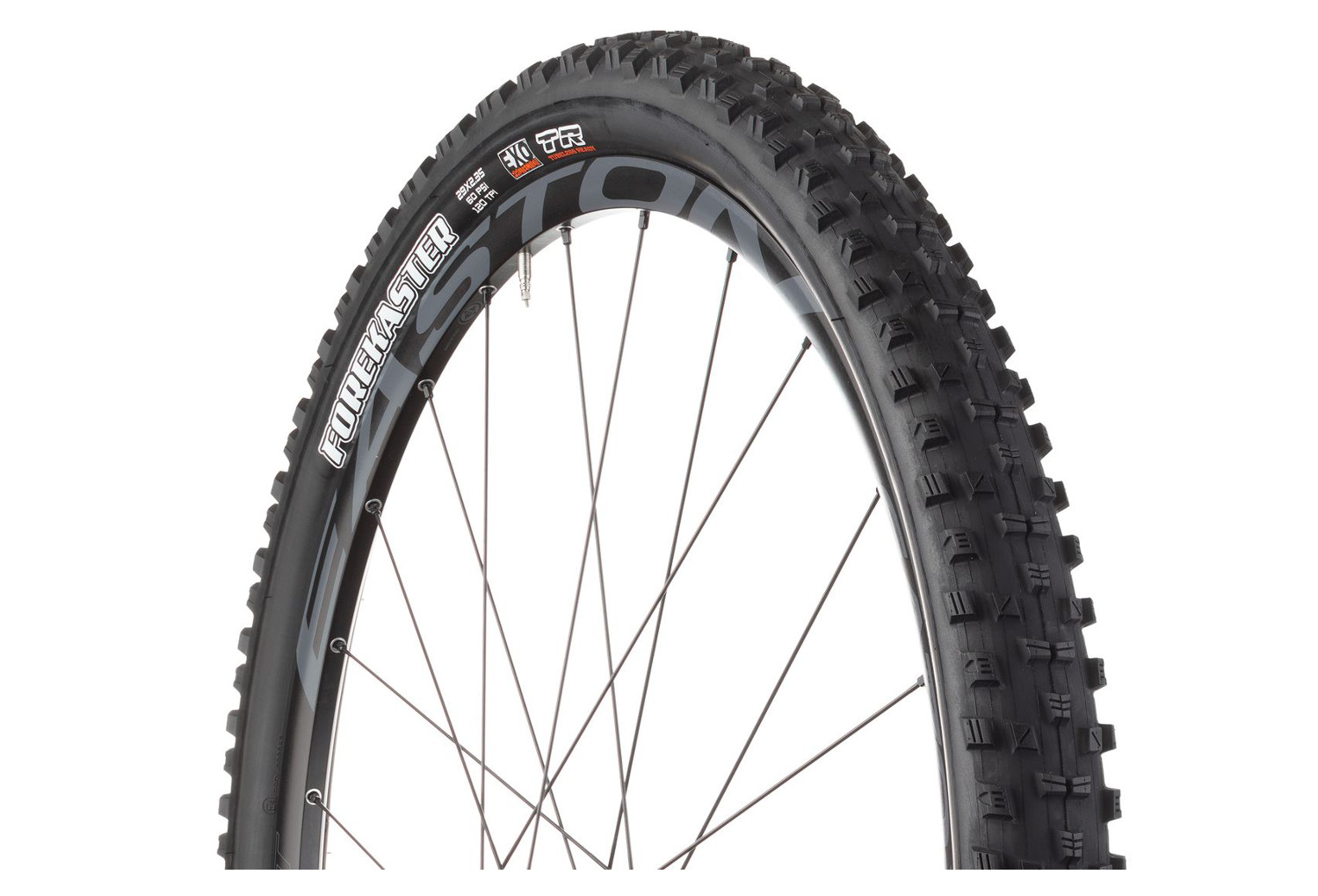 pneu vtt maxxis forekaster exo kv 29 x tubeless ready souple. Black Bedroom Furniture Sets. Home Design Ideas