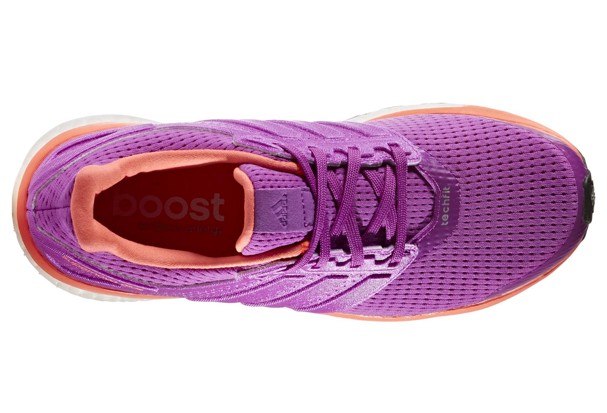 adidas SUPERNOVA GLIDE 8 Purple Orange Women