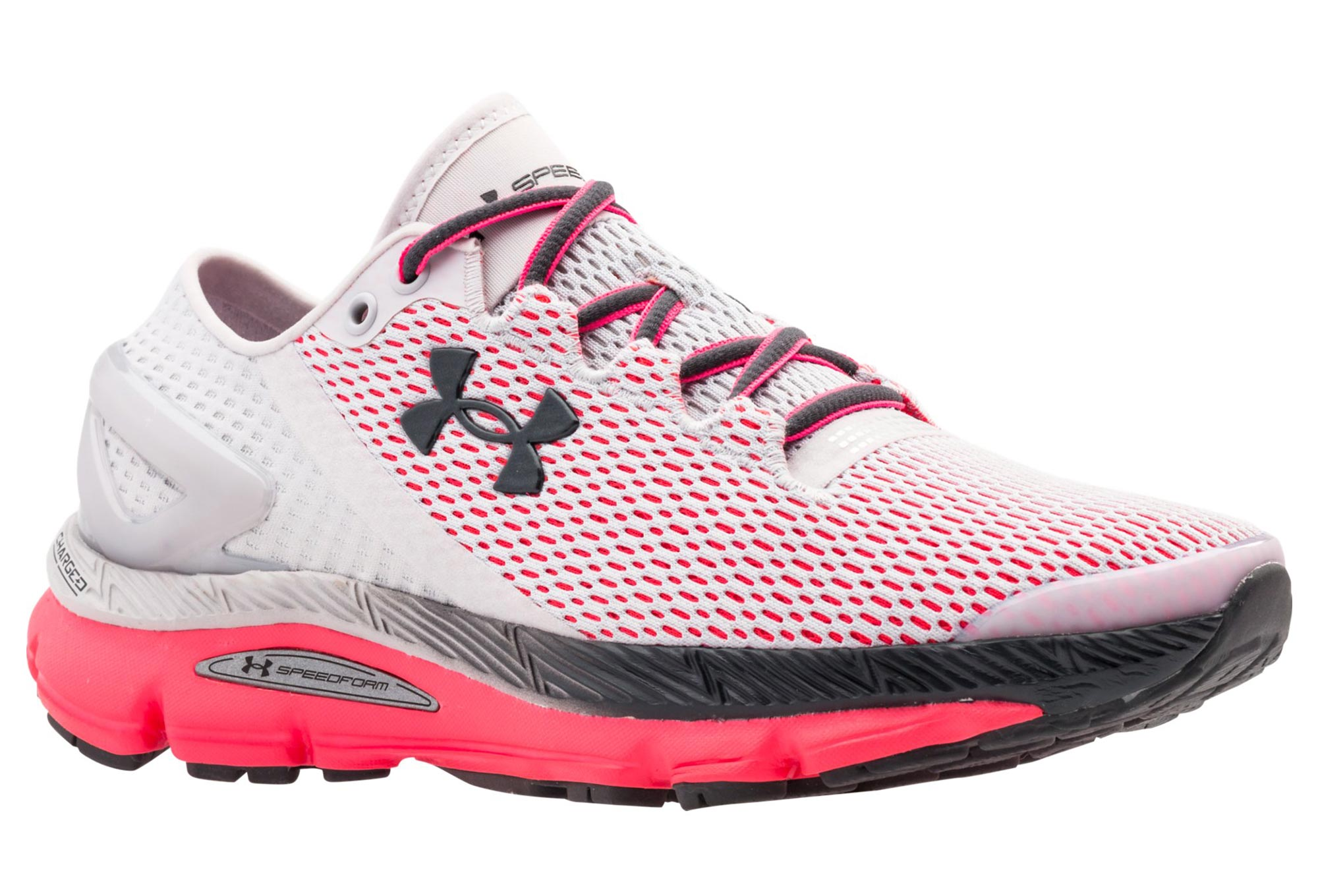 fb66233426f Zapatillas Under Armour SPEEDFORM GEMINI 2.1 para Mujer Blanco   Rosa