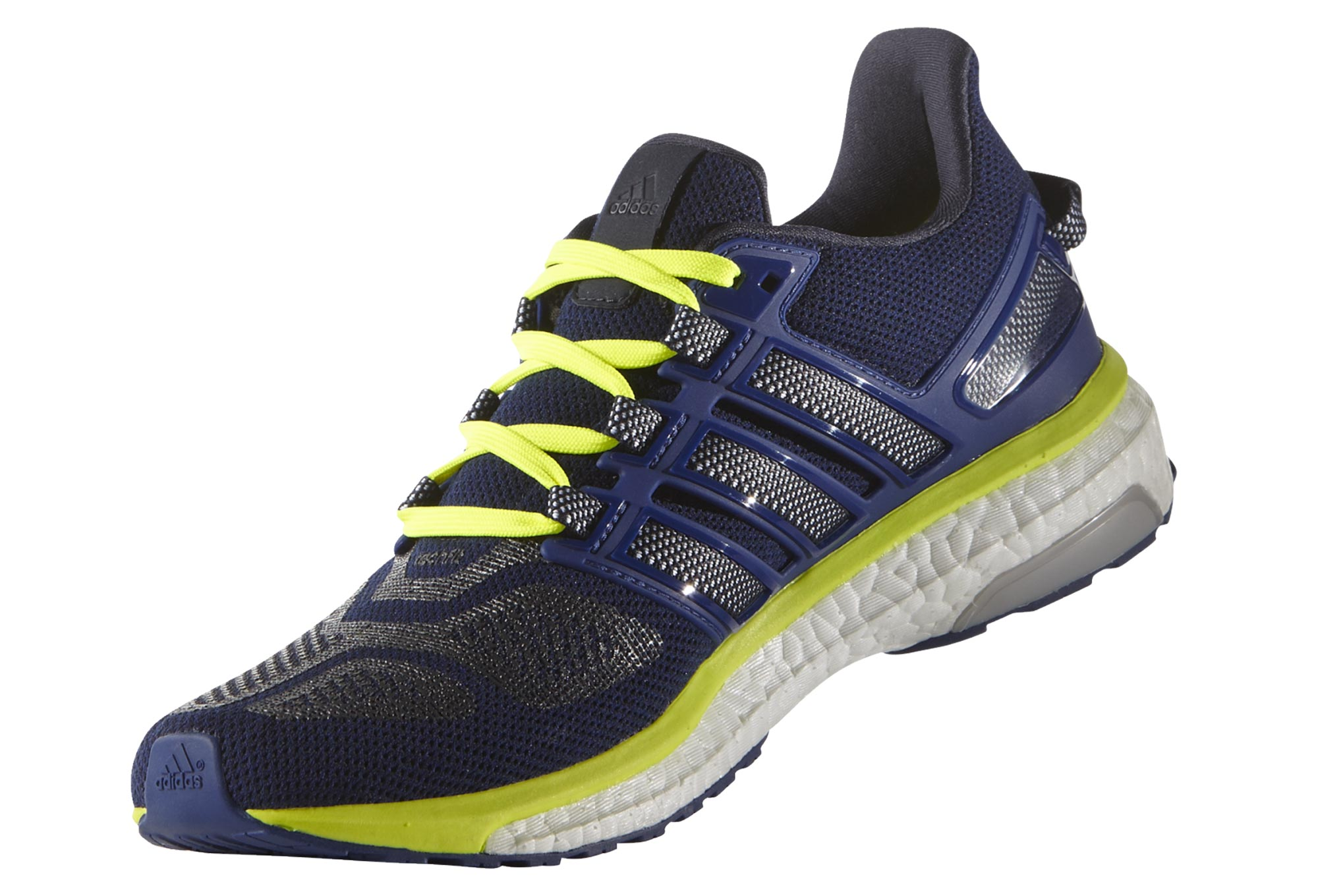 detailed look 8a8be 312b8 adidas running ENERGY BOOST 3 Blue Yellow Men | Alltricks.com