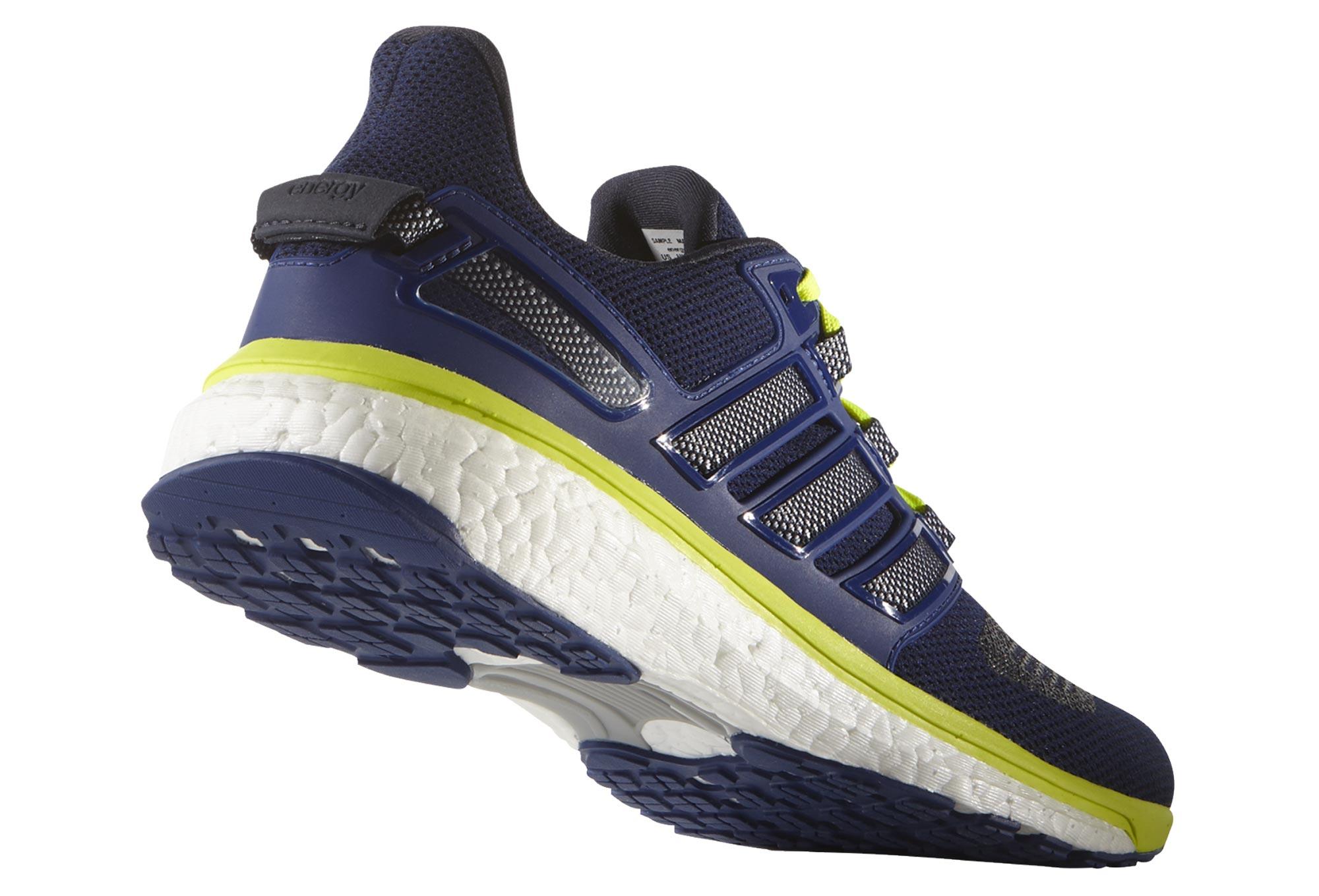 Running Energy Boost 3 Jaune Adidas Bleu De Chaussures q5wtAp