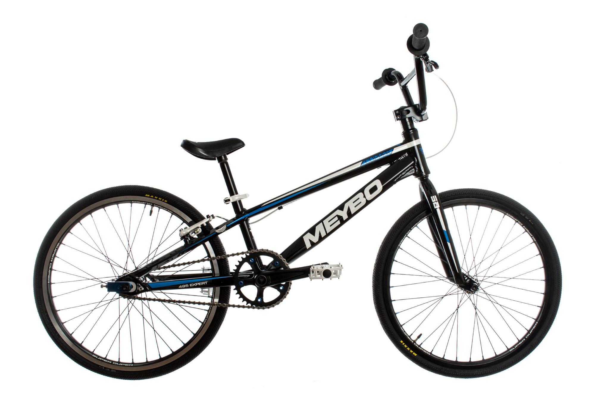 meybo clipper bmx bike expert xl black. Black Bedroom Furniture Sets. Home Design Ideas