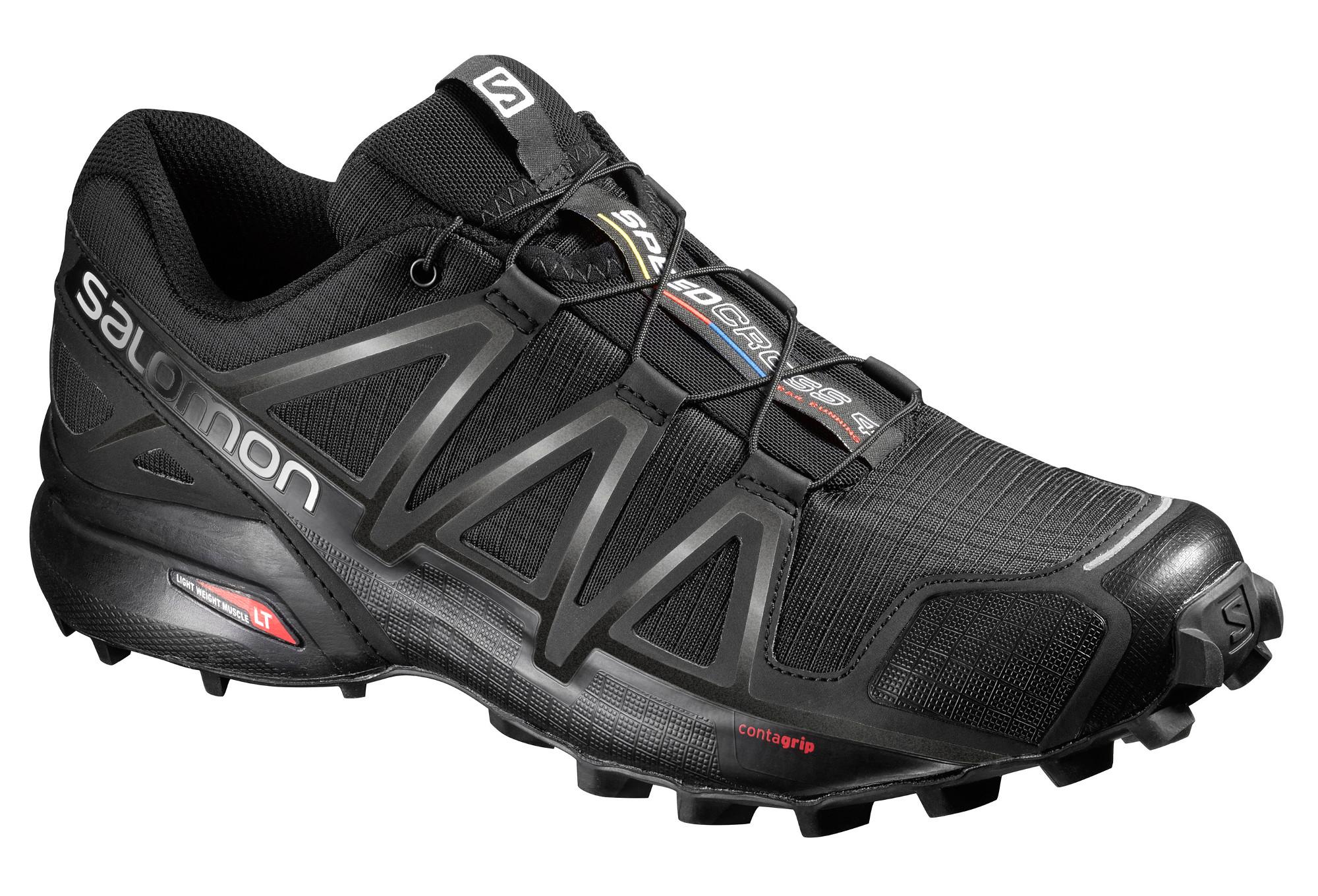 Salomon Speedcross version 4 : la référence de la chaussure