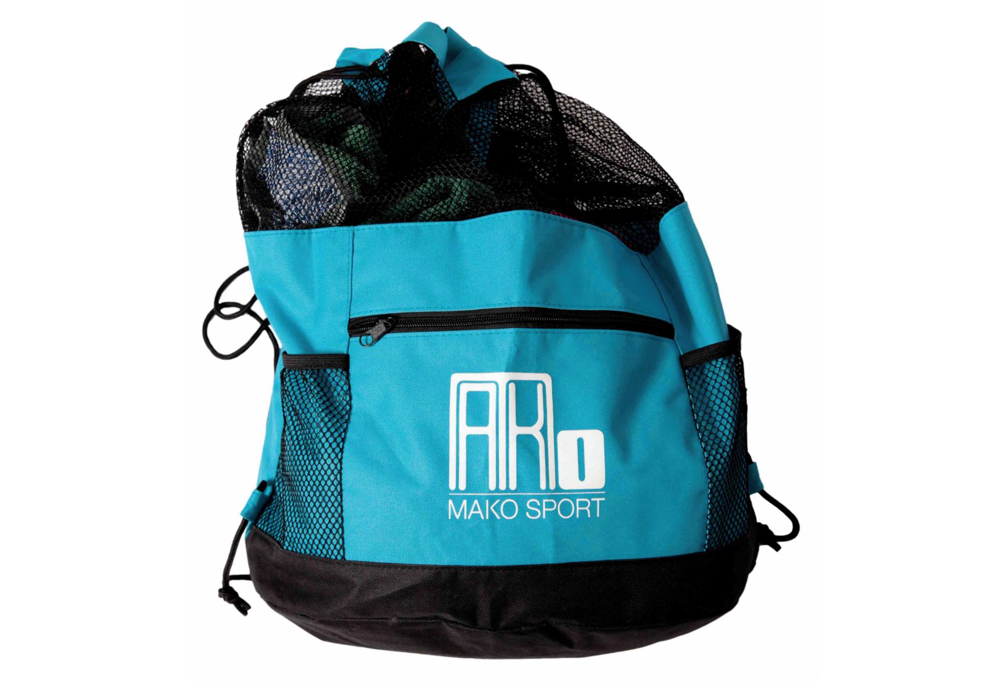 sac de piscine mako mesh bag bleu. Black Bedroom Furniture Sets. Home Design Ideas